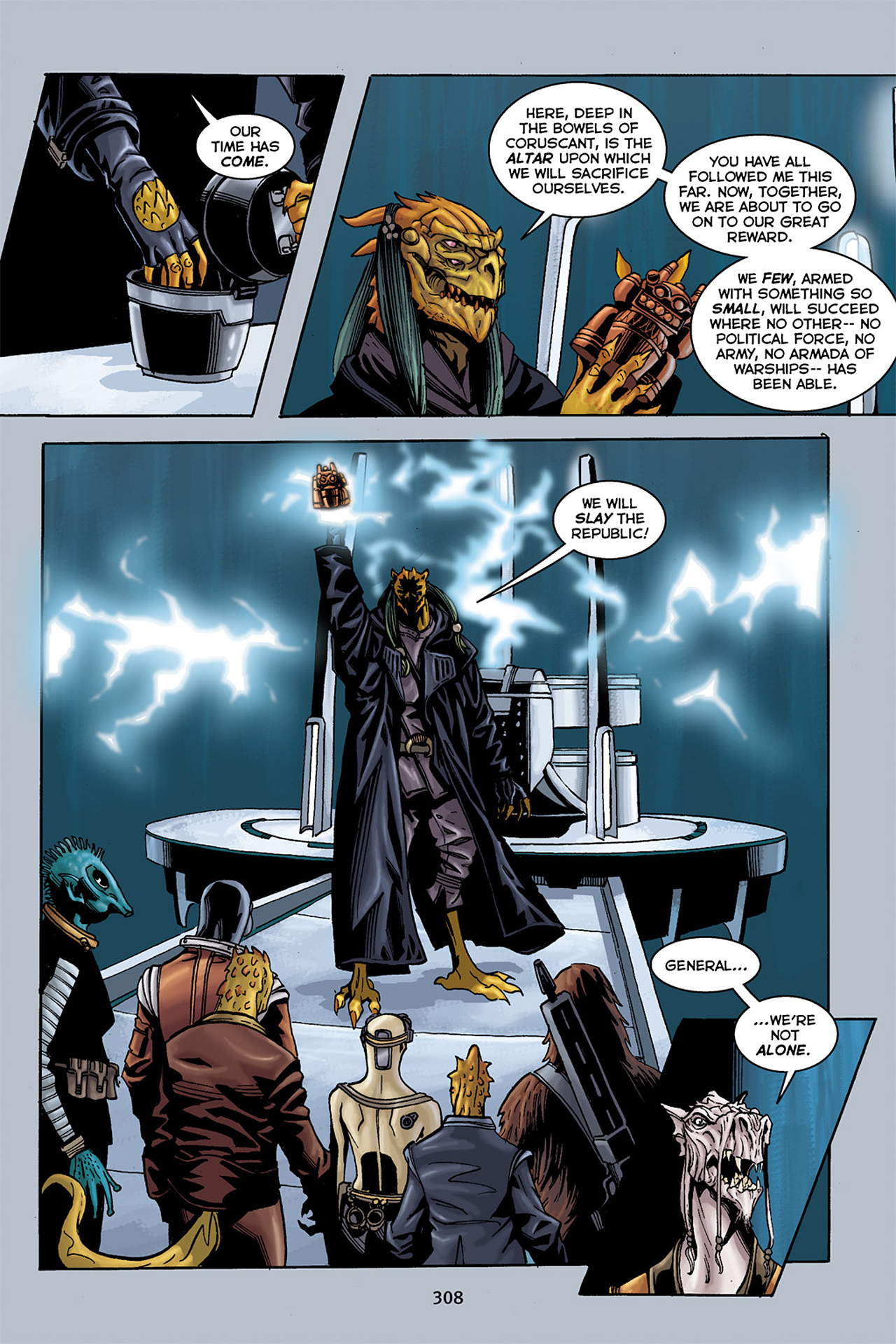 Read online Star Wars Omnibus comic -  Issue # Vol. 10 - 303