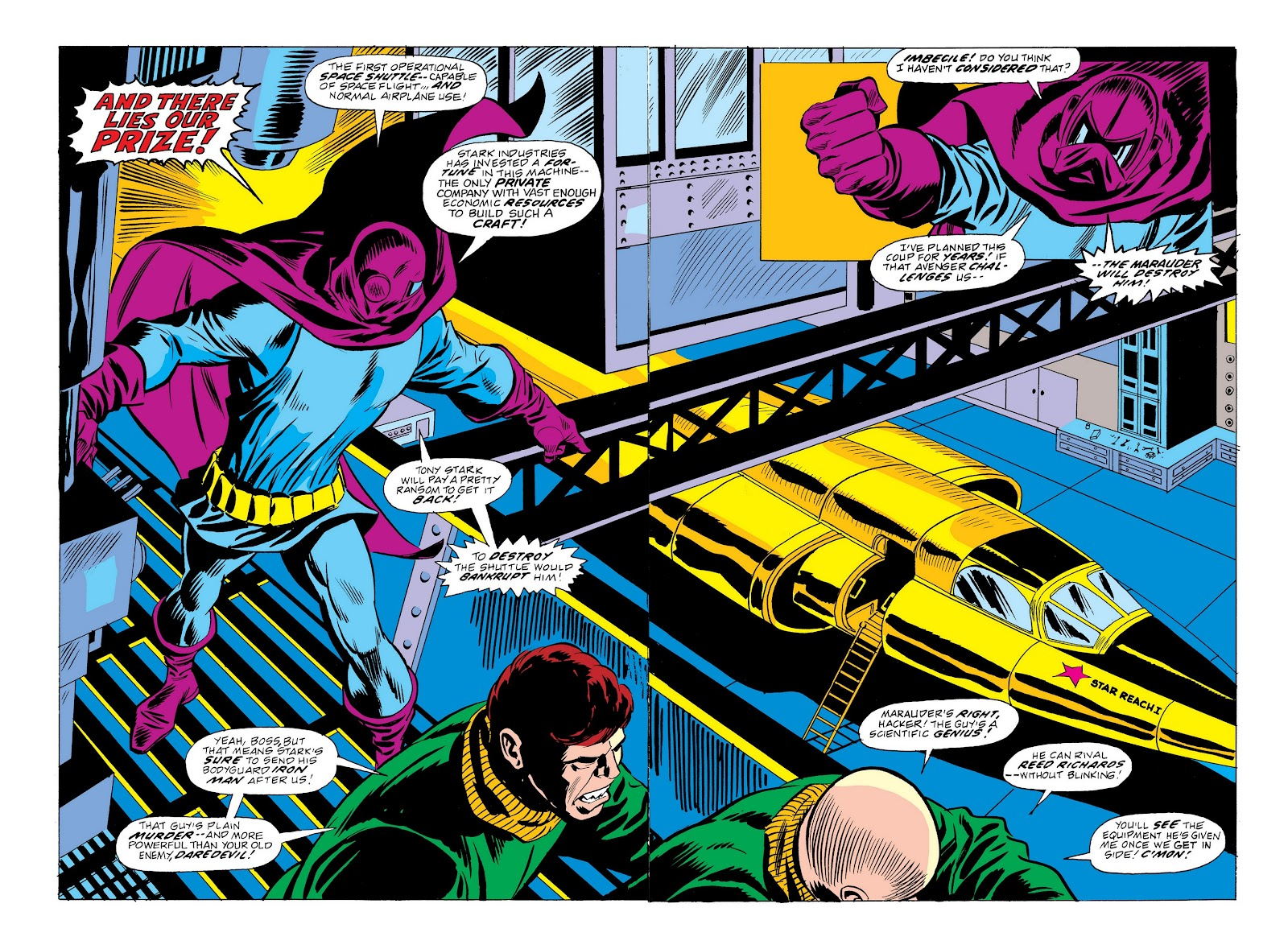 Read online Marvel Masterworks: The Invincible Iron Man comic -  Issue # TPB 9 (Part 2) - 35
