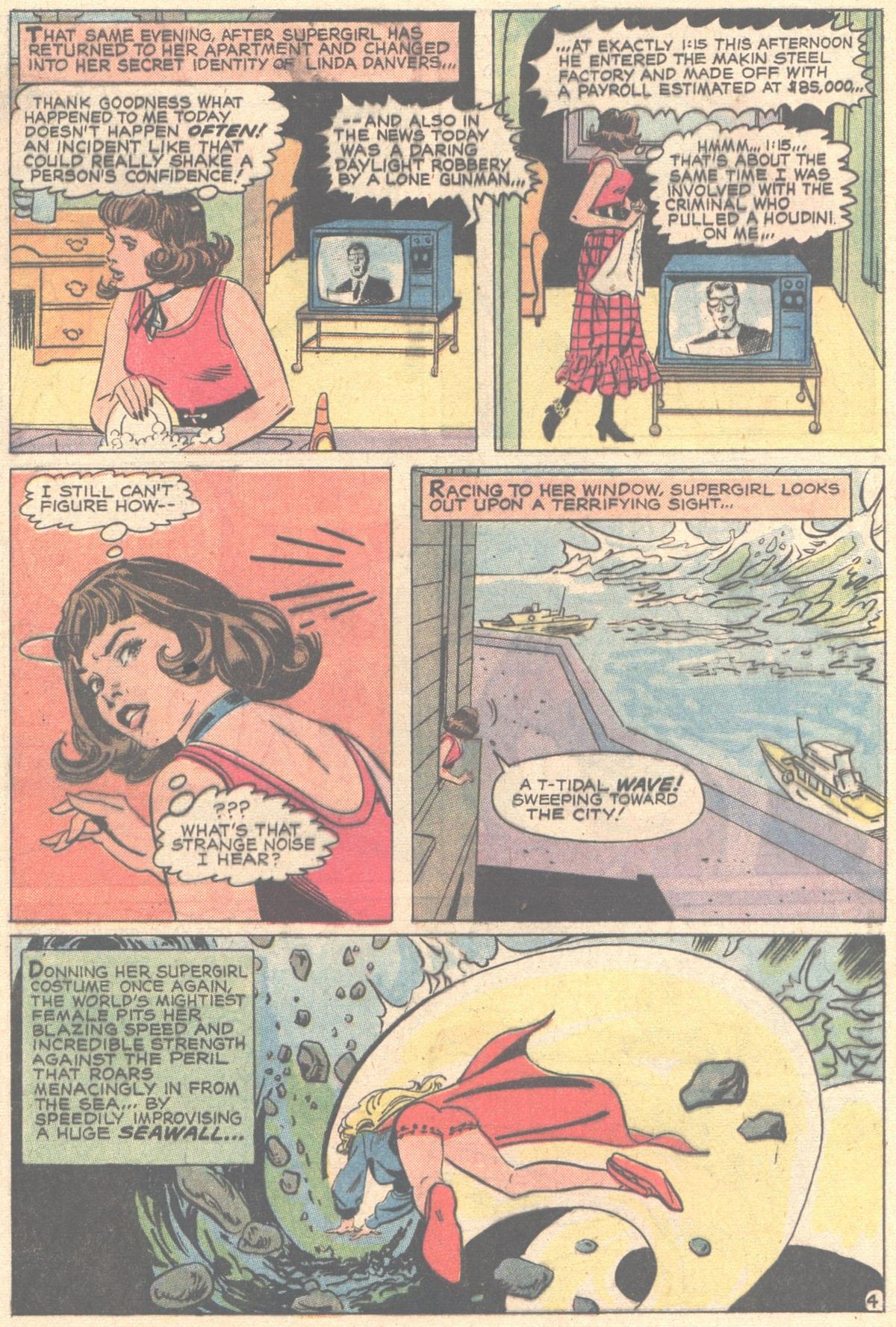 Read online Adventure Comics (1938) comic -  Issue #419 - 6