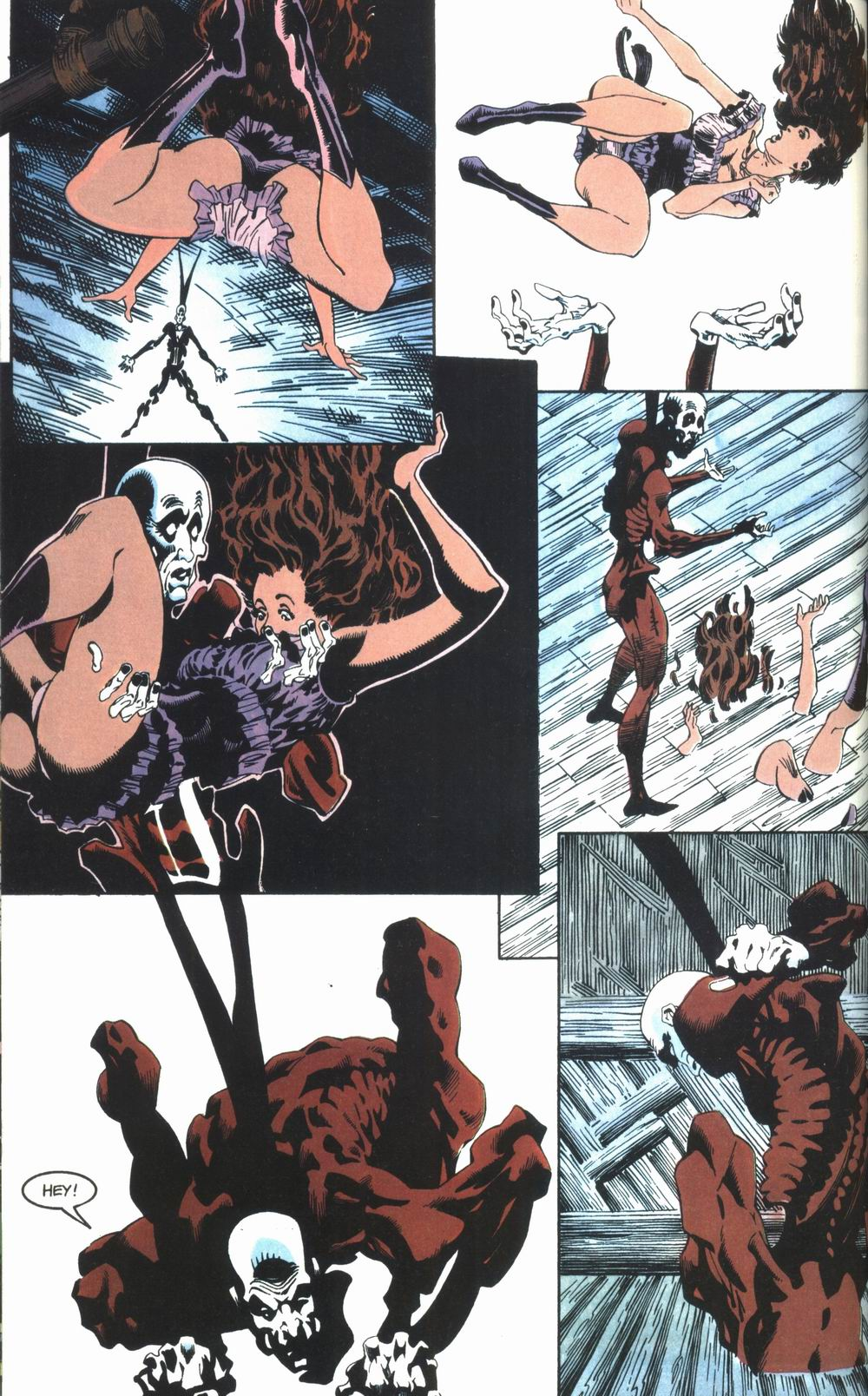 Read online Deadman: Love After Death comic -  Issue #1 - 12
