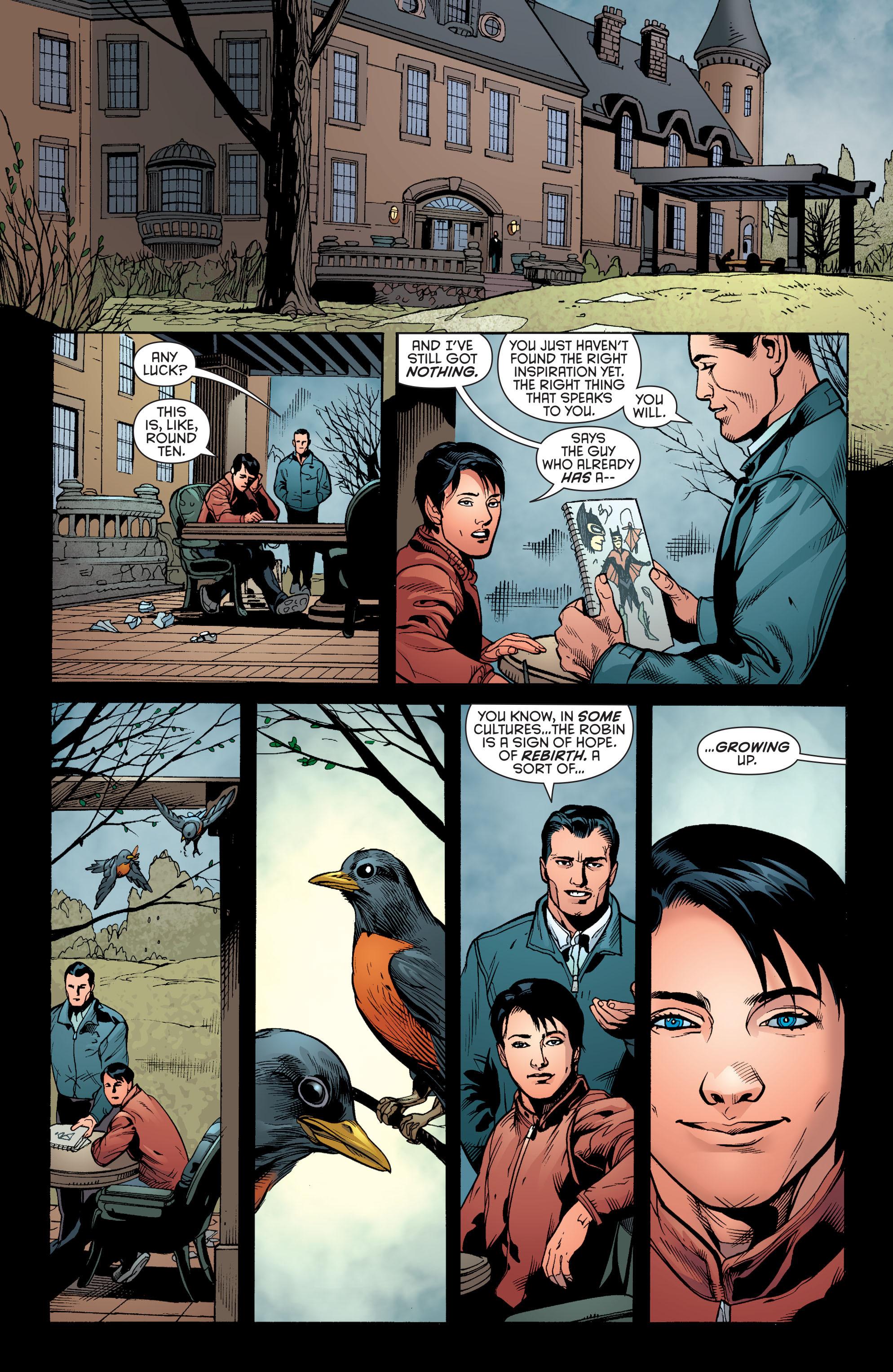 Read online Secret Origins (2014) comic -  Issue #1 - 23
