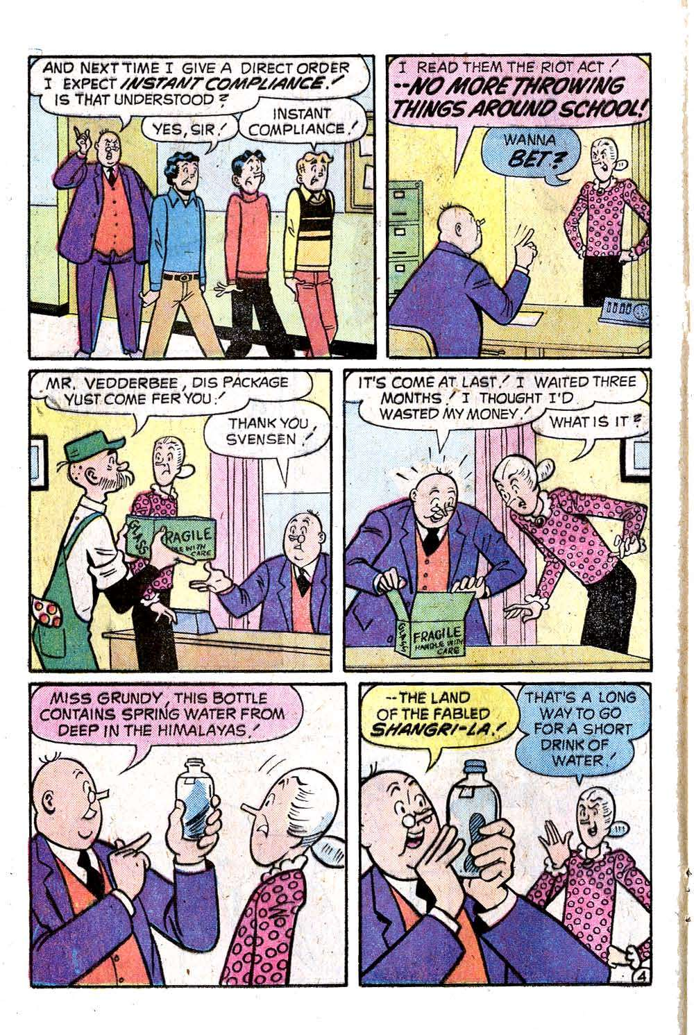 Read online Archie (1960) comic -  Issue #243 - 16