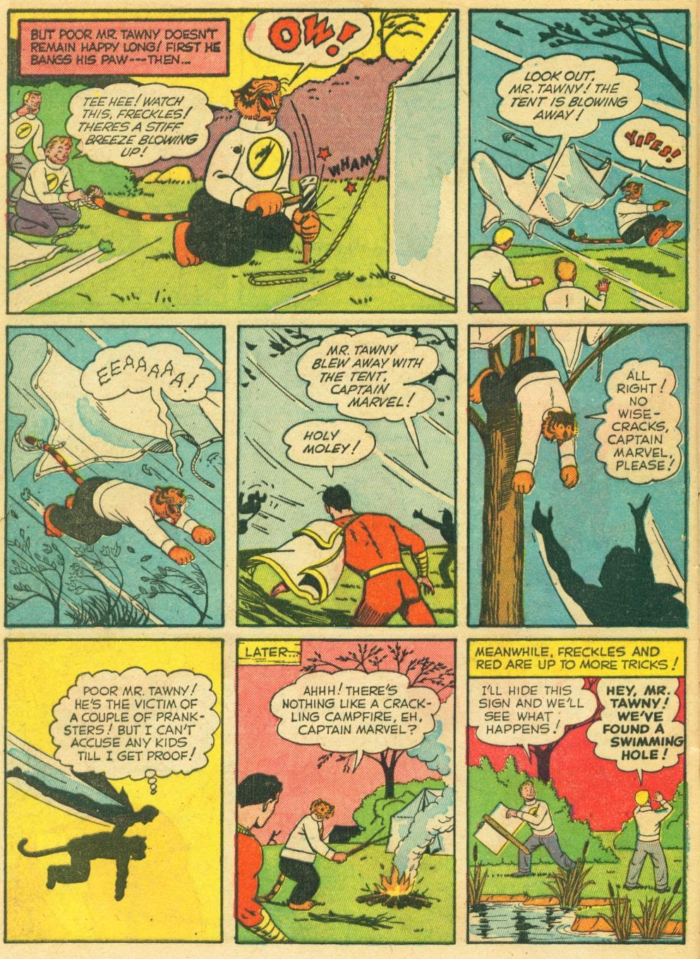 Captain Marvel Adventures issue 131 - Page 32