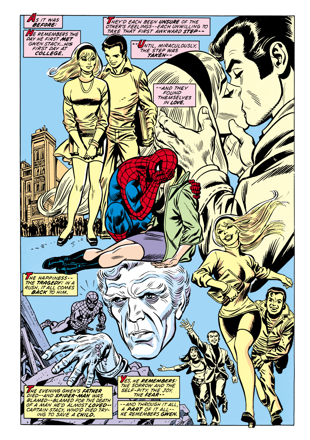 The Amazing Spider-Man (1963) 122 Page 6
