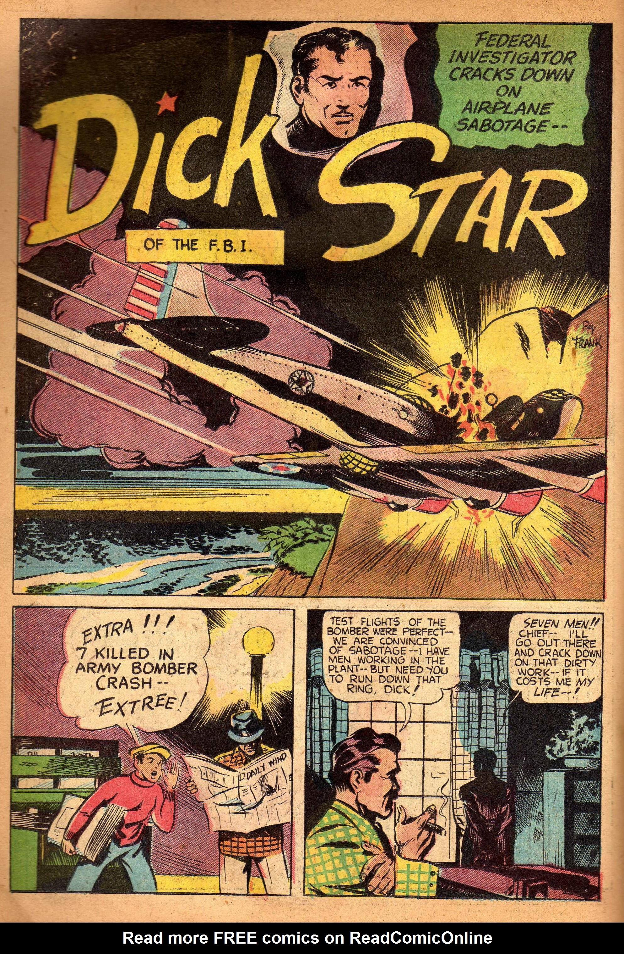 Bang-Up Comics issue 1 - Page 43