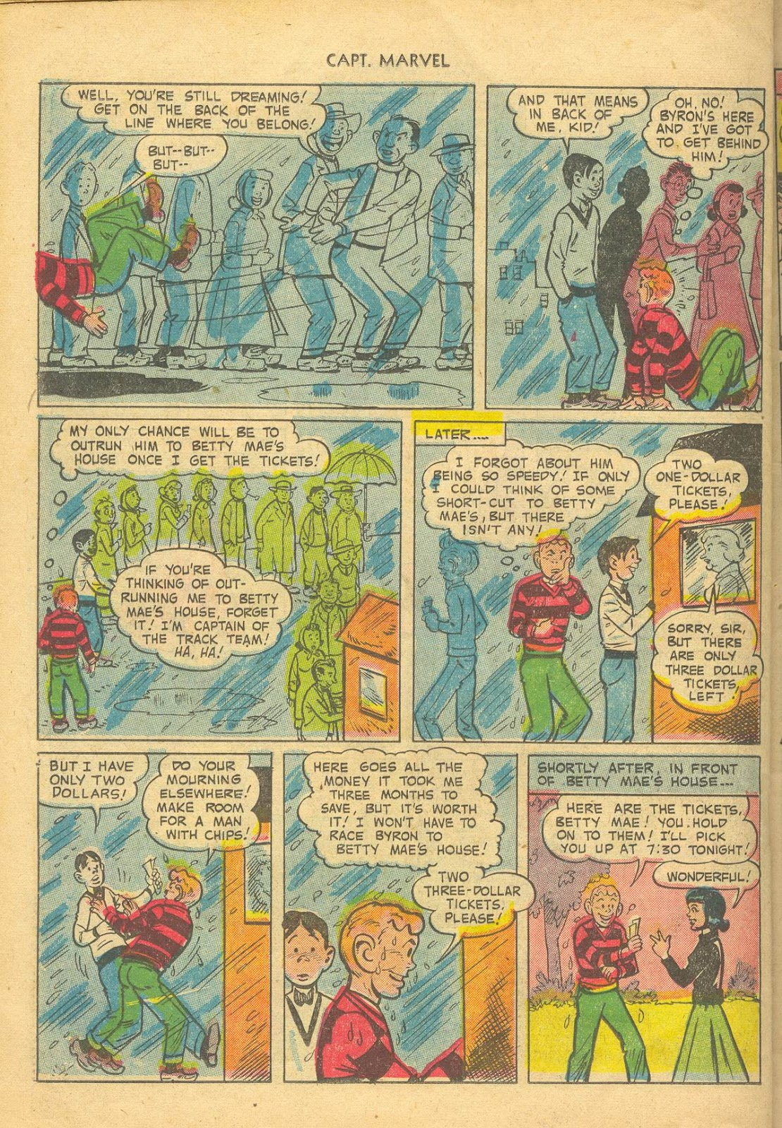 Captain Marvel Adventures issue 132 - Page 26