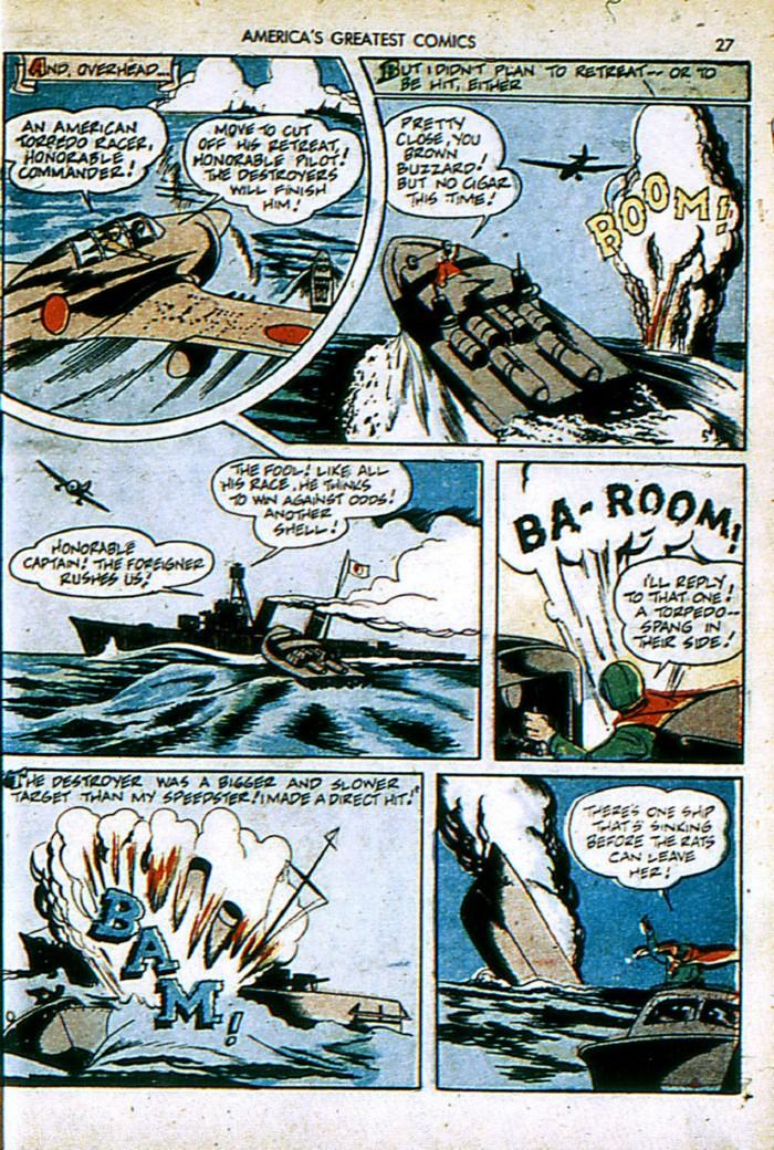 Read online America's Greatest Comics comic -  Issue #4 - 27