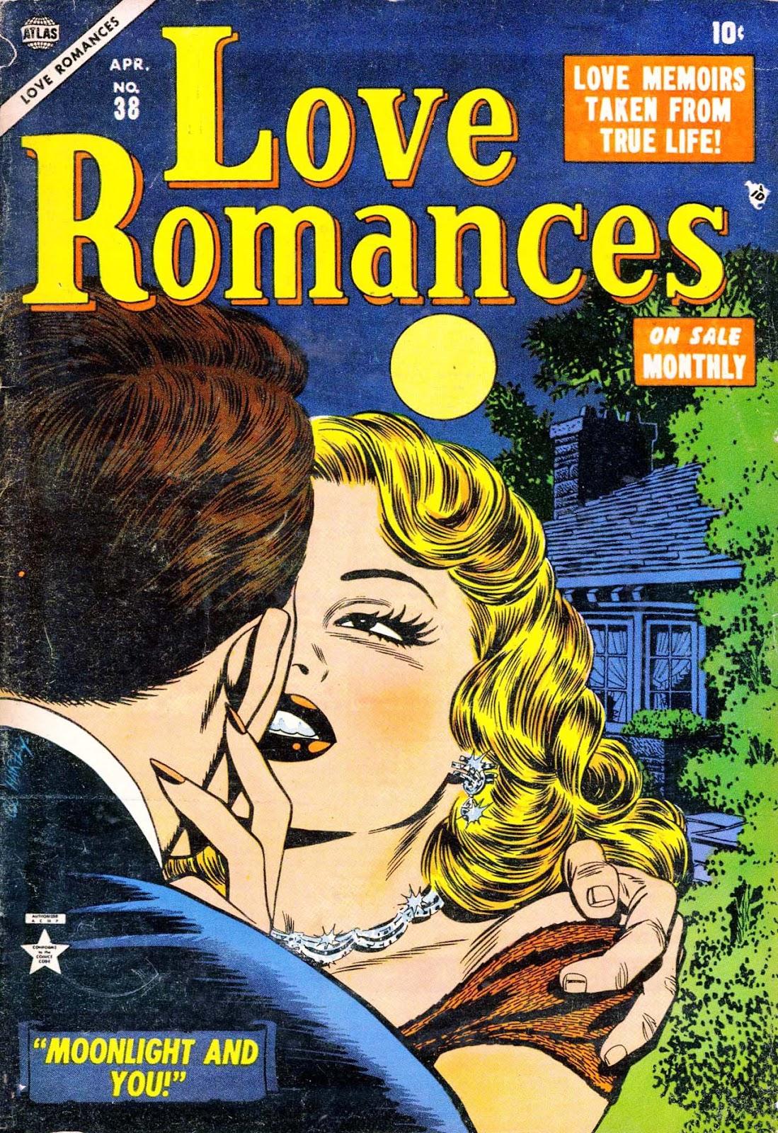 Love Romances (1949) issue 38 - Page 1