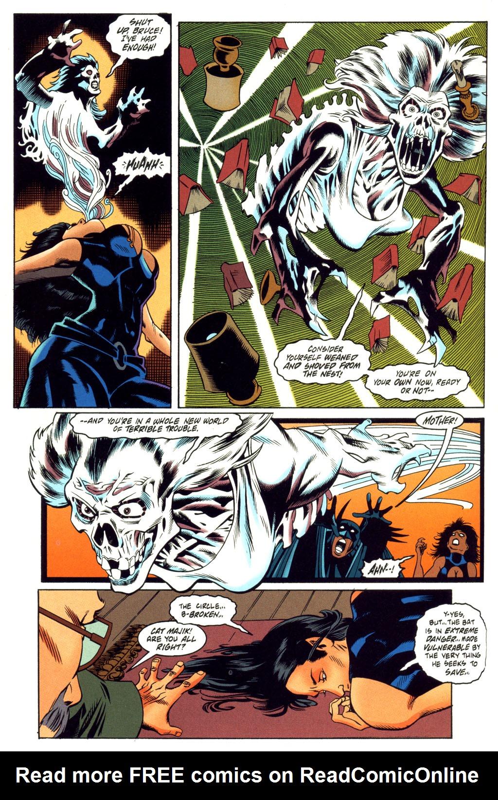 Read online Batman: Haunted Gotham comic -  Issue #4 - 16