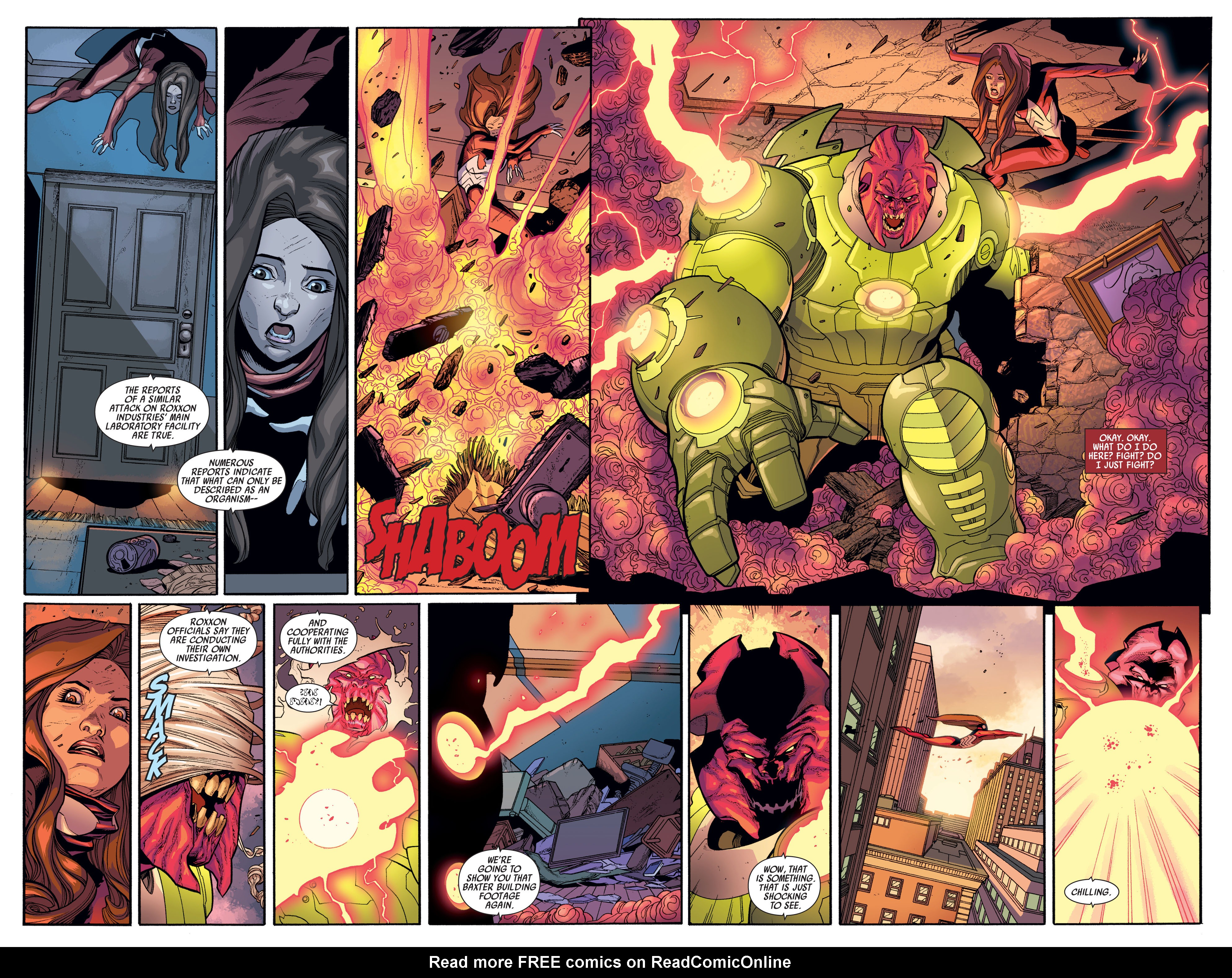 Read online Ultimate Comics Doomsday comic -  Issue # Full - 39