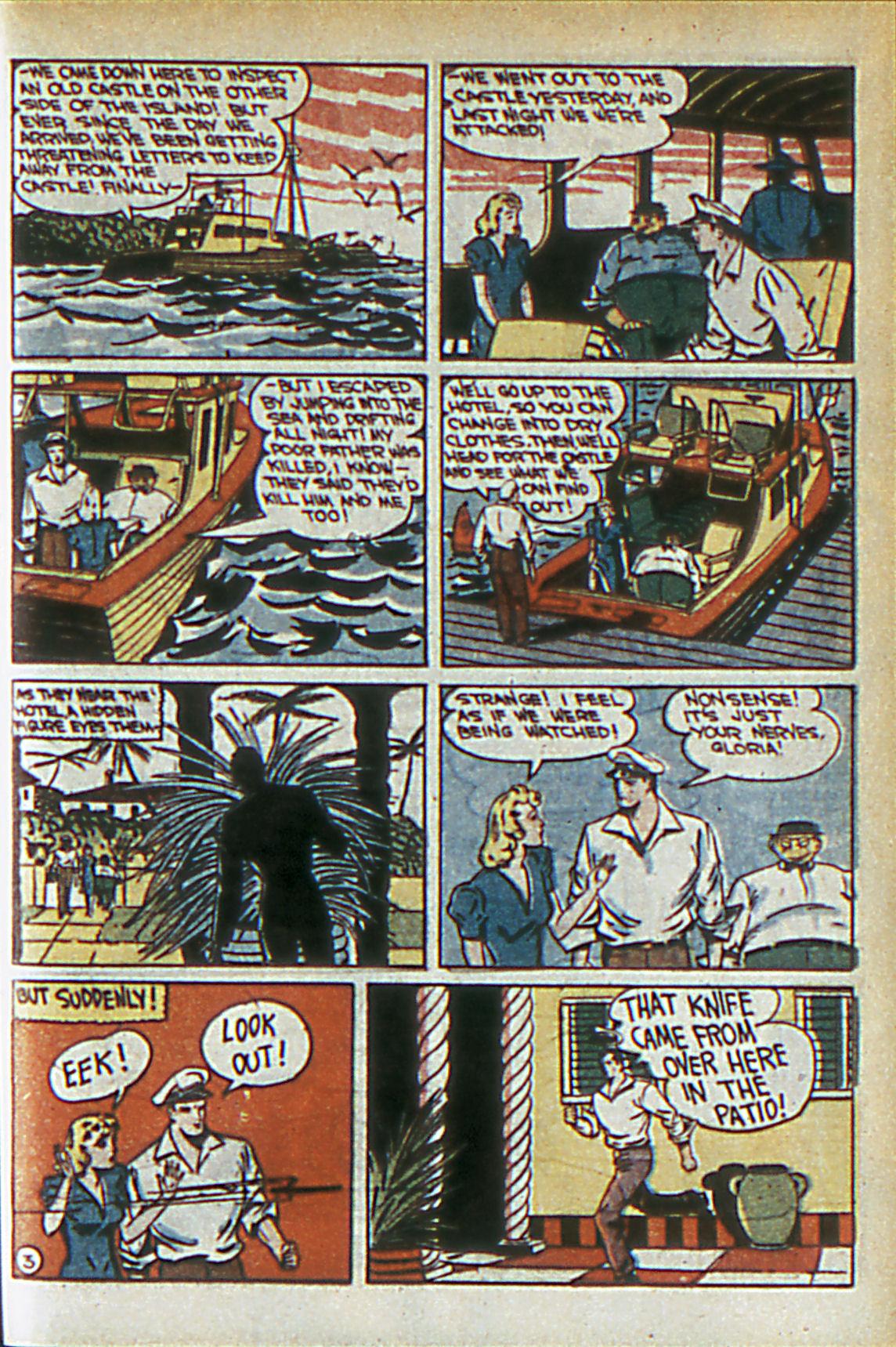 Read online Adventure Comics (1938) comic -  Issue #60 - 50