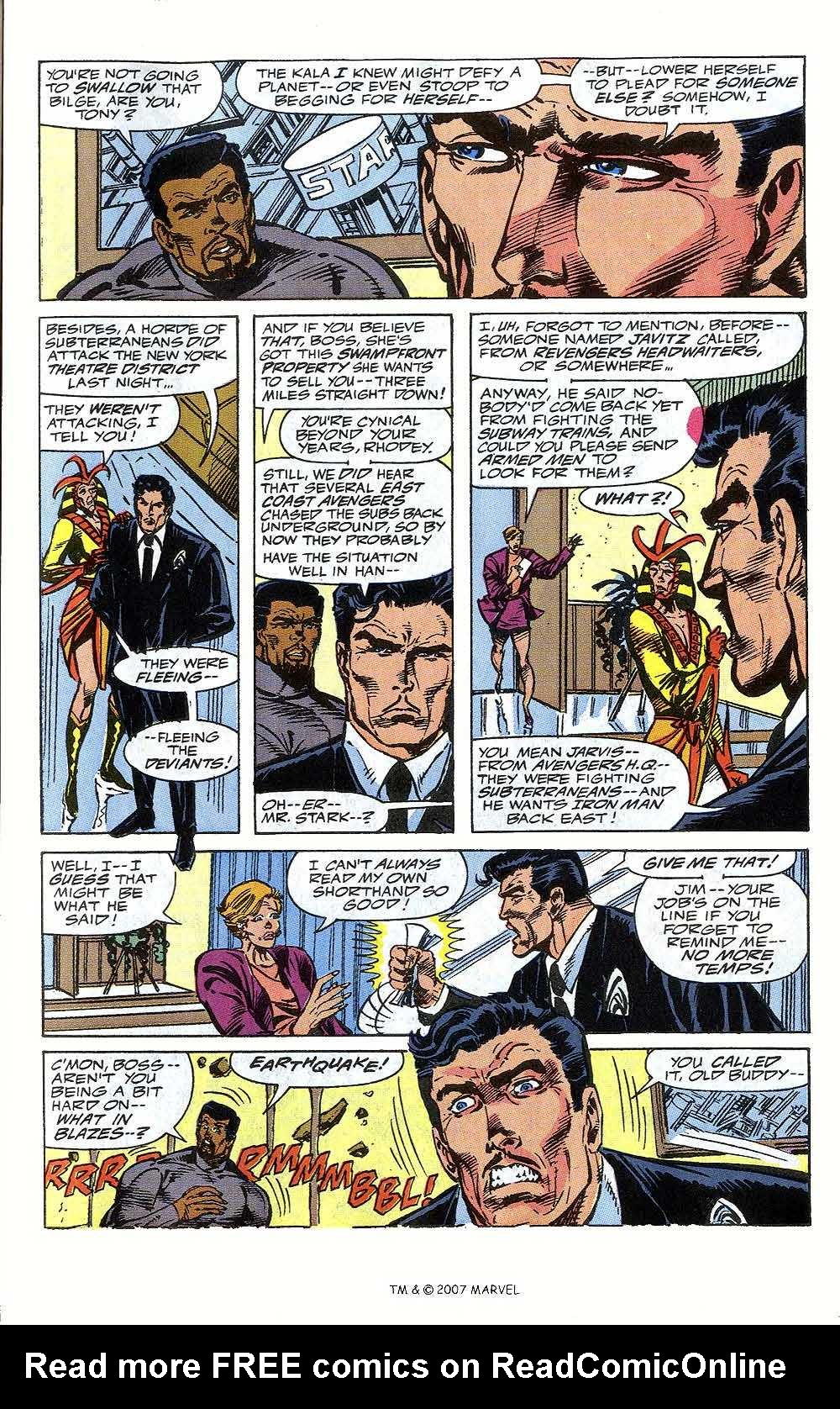 Iron Man Annual issue 12 - Page 15