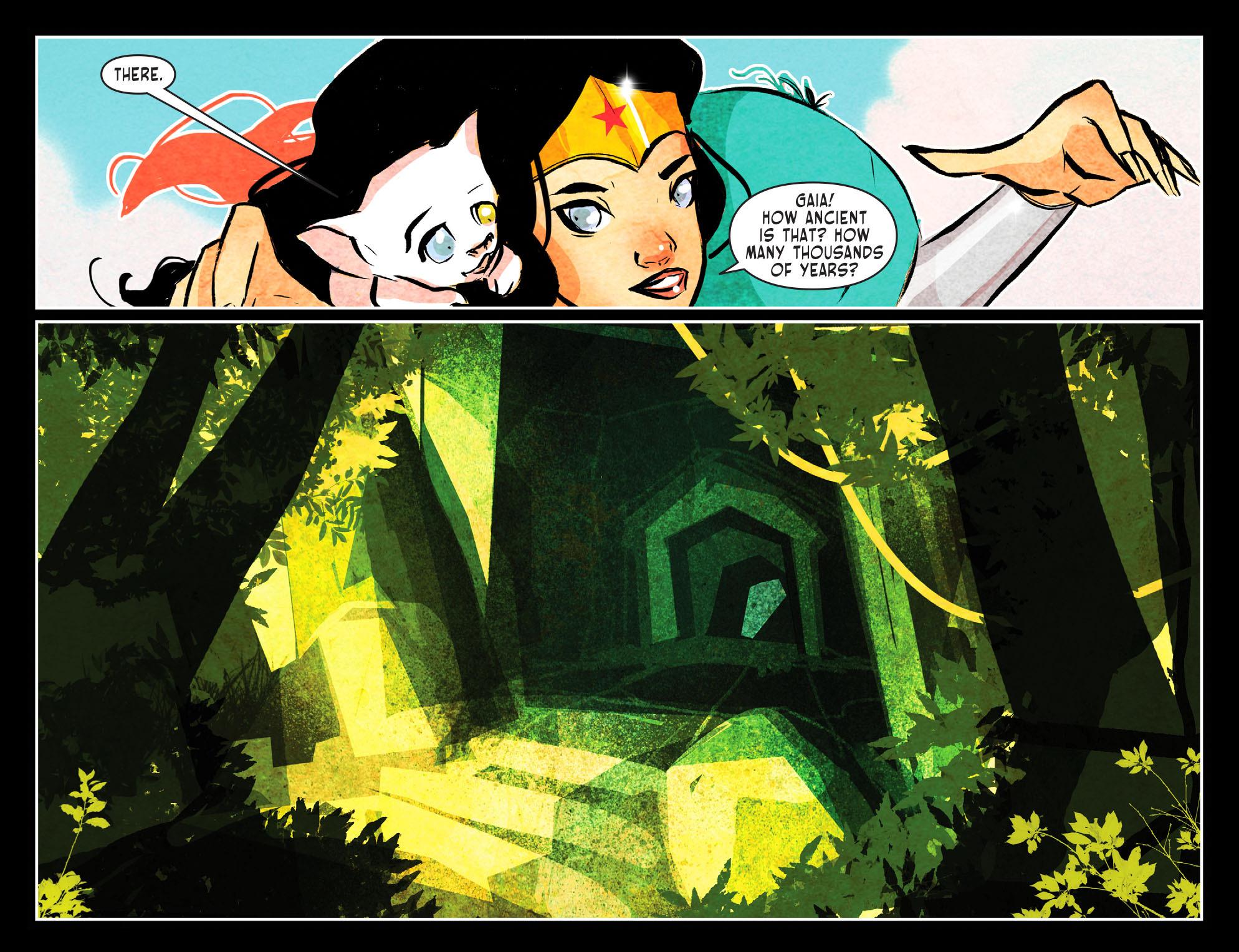 Read online Sensation Comics Featuring Wonder Woman comic -  Issue #51 - 10