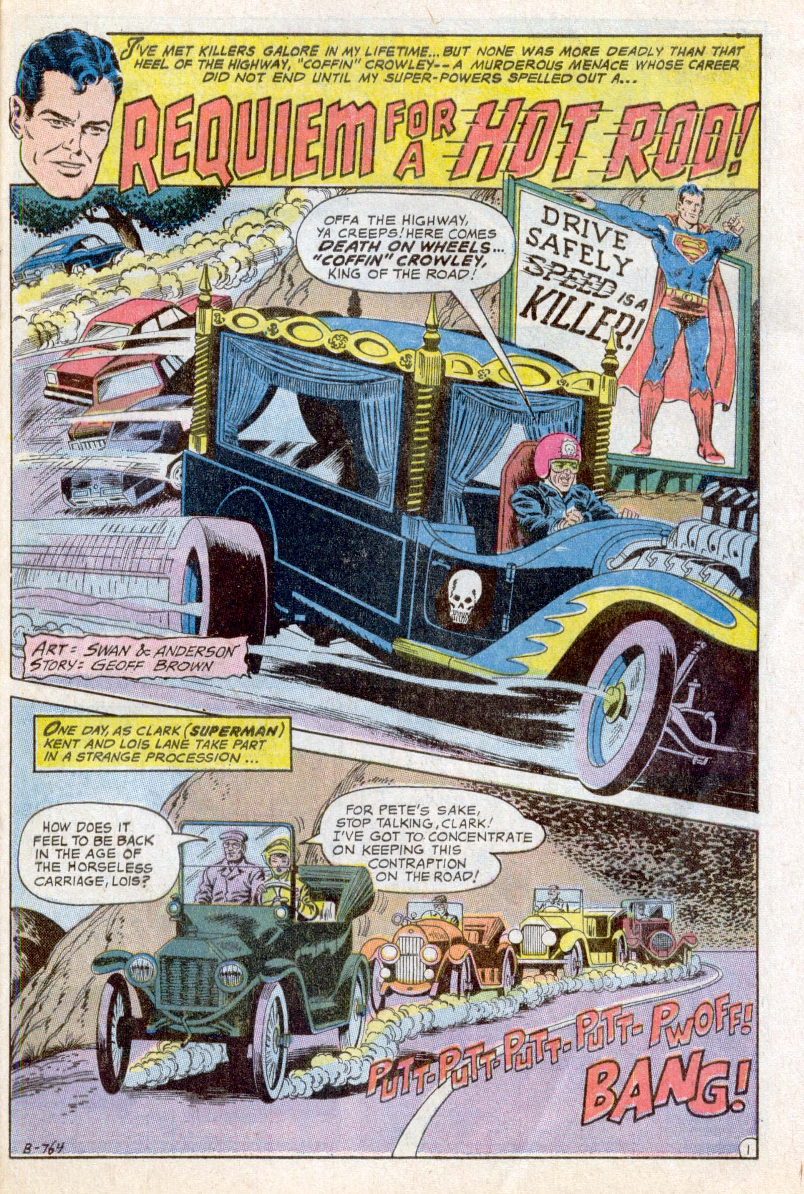 Read online Action Comics (1938) comic -  Issue #394 - 22
