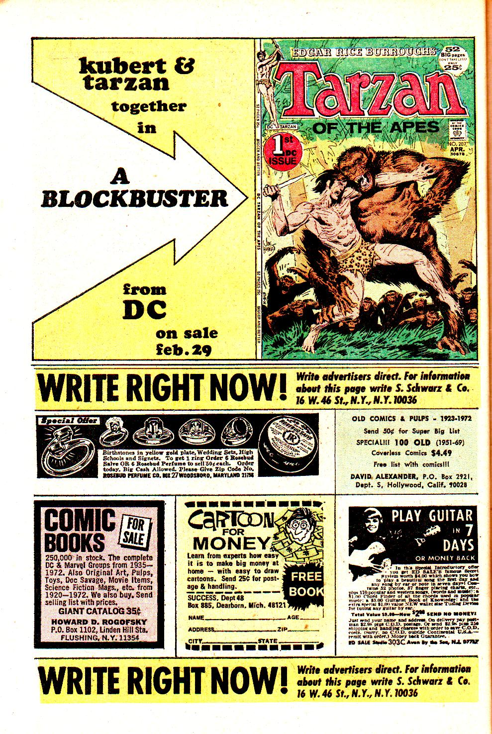 Read online All-Star Western (1970) comic -  Issue #11 - 44