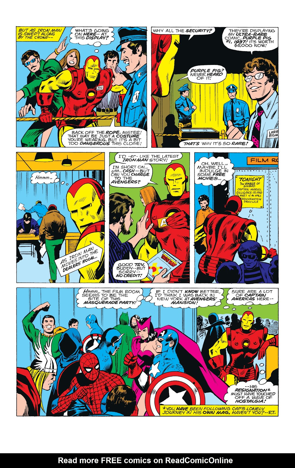 Read online Marvel Masterworks: The Invincible Iron Man comic -  Issue # TPB 10 (Part 1) - 89