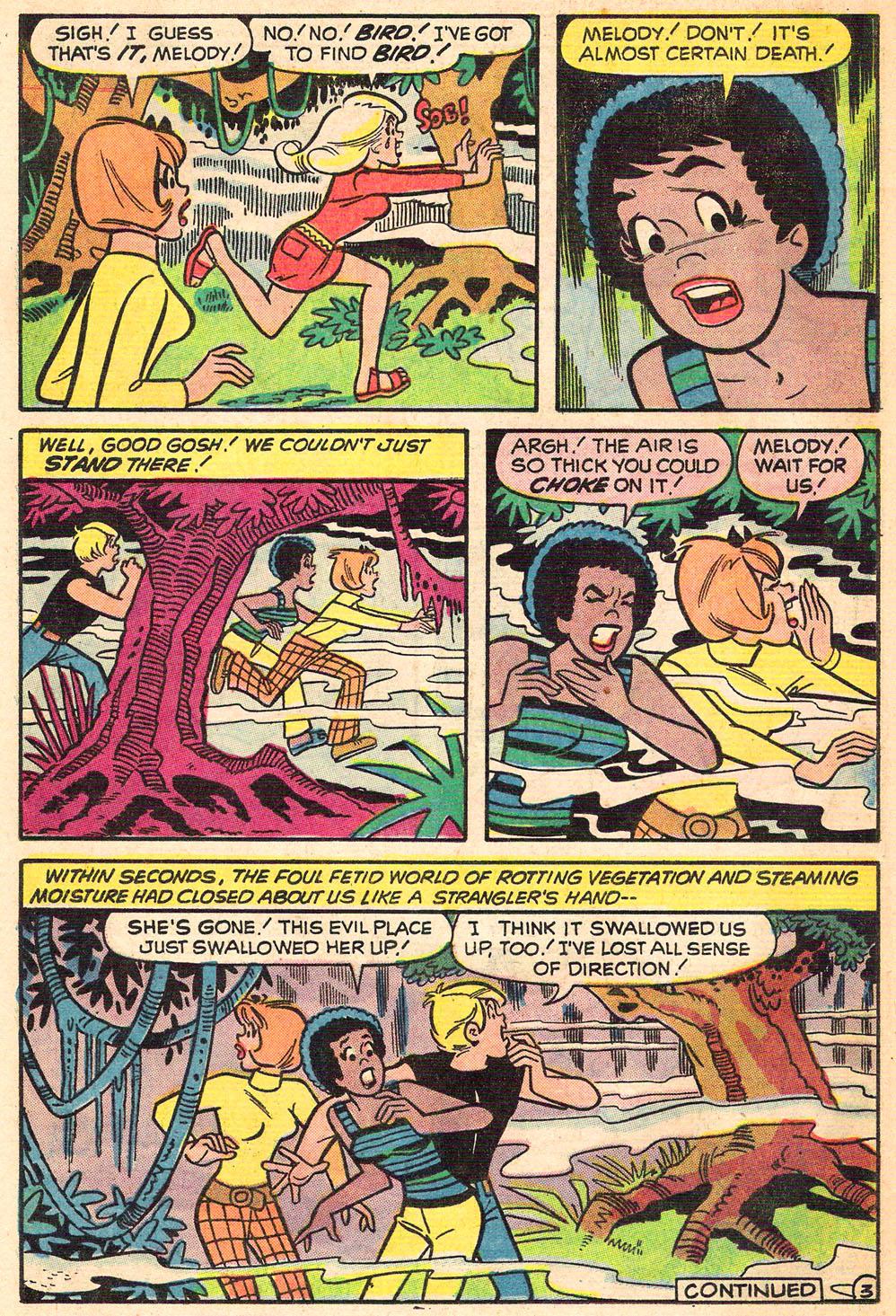 Read online She's Josie comic -  Issue #67 - 40