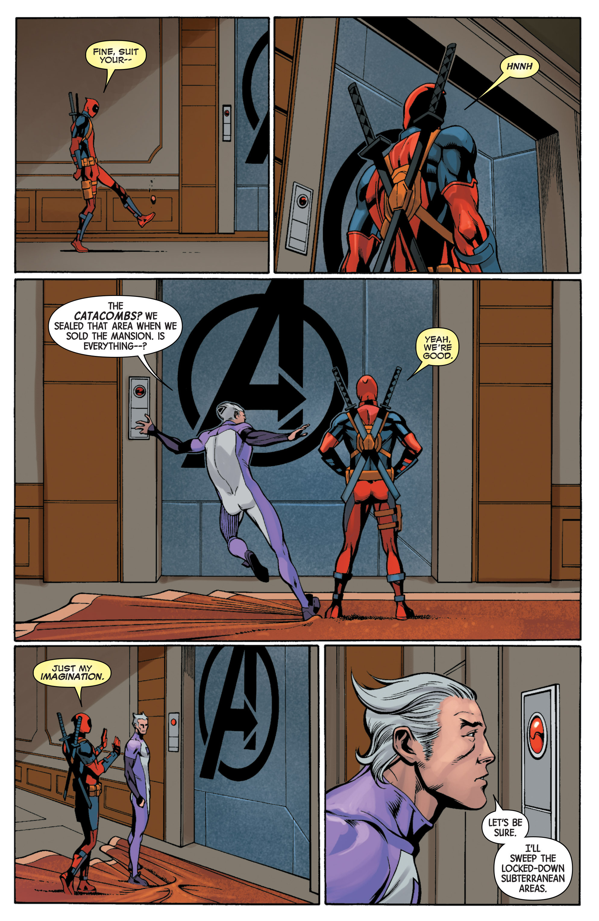 Read online Uncanny Avengers [II] comic -  Issue #6 - 19