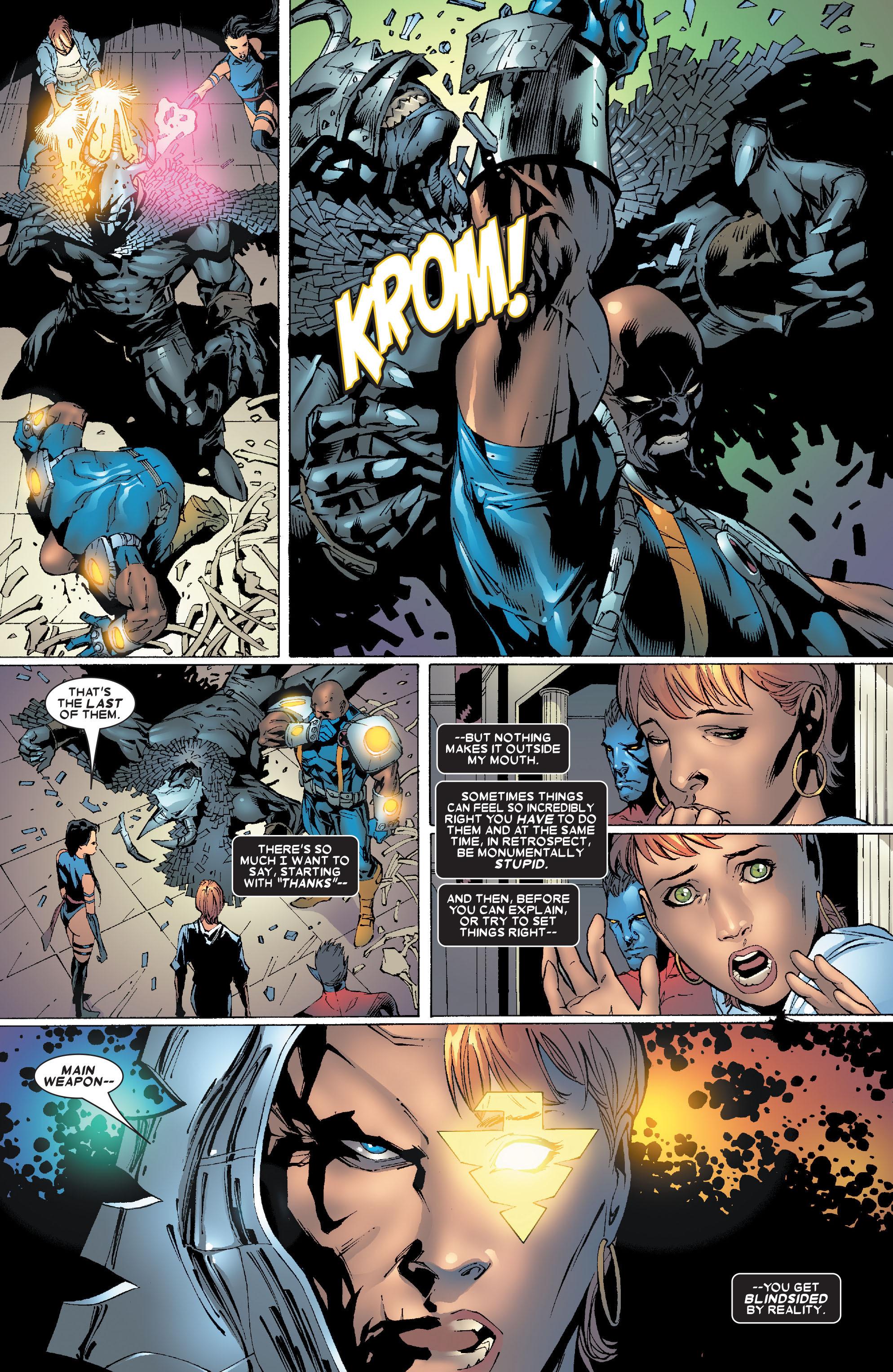 Read online Uncanny X-Men (1963) comic -  Issue #471 - 19