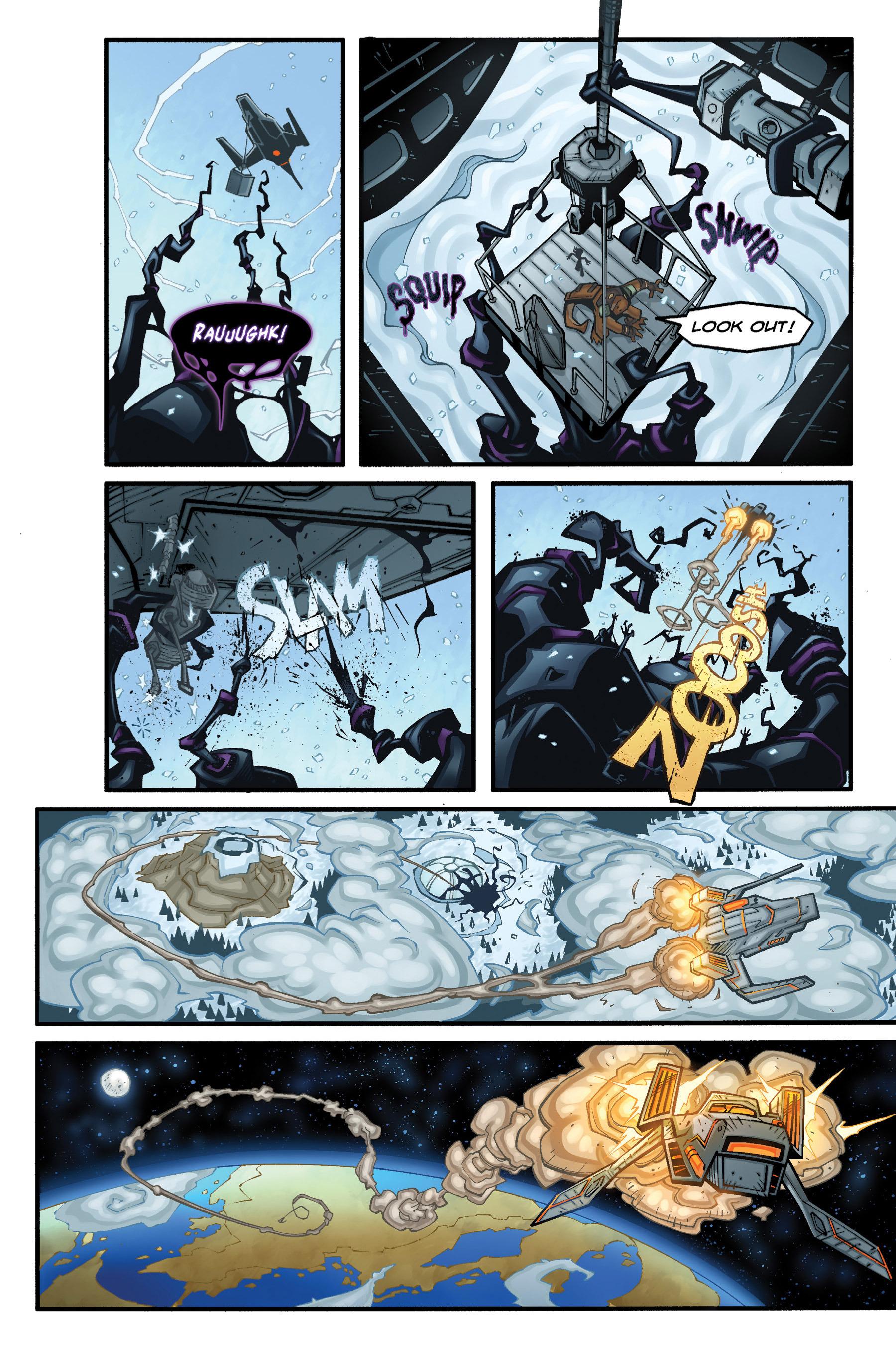 Read online Rexodus comic -  Issue # Full - 31