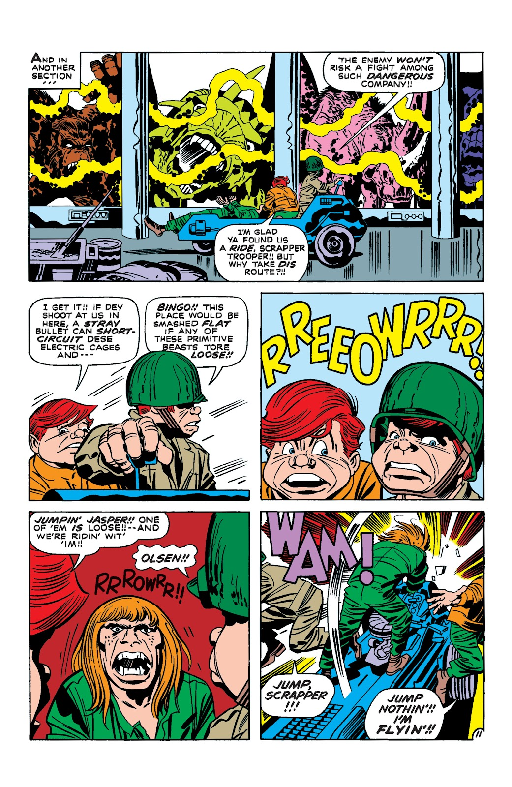 Read online Superman's Pal, Jimmy Olsen by Jack Kirby comic -  Issue # TPB (Part 3) - 98