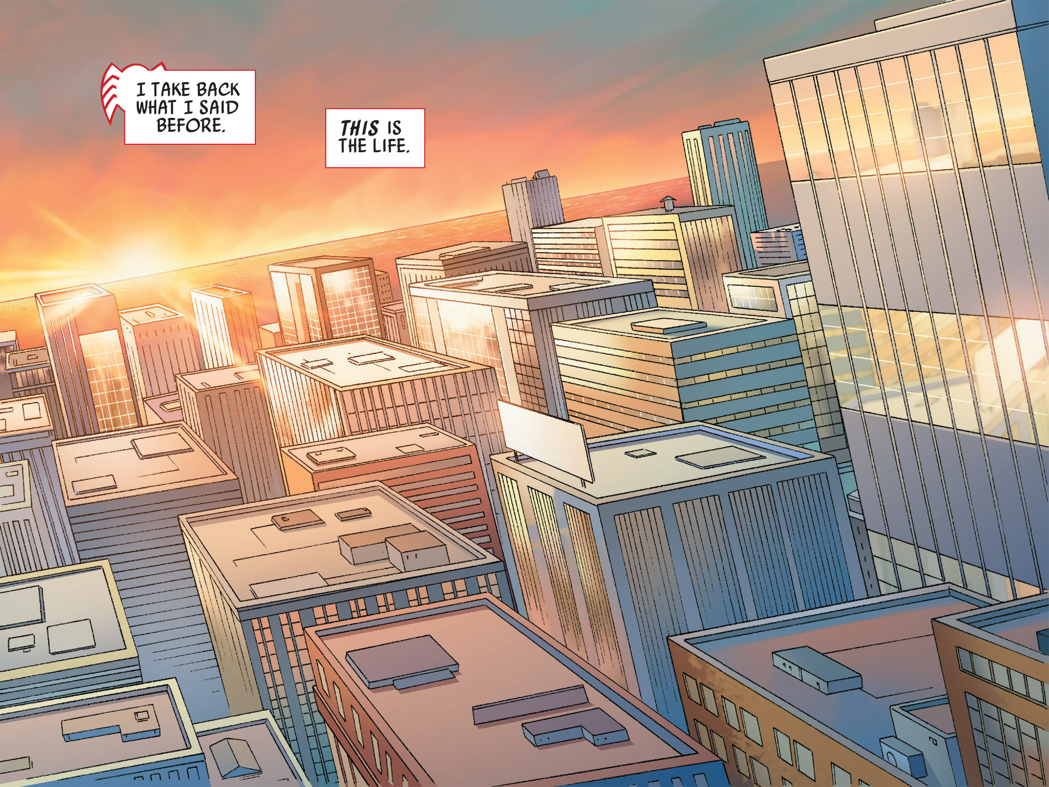 Read online Ultimate Spider-Man (Infinite Comics) (2016) comic -  Issue #4 - 2