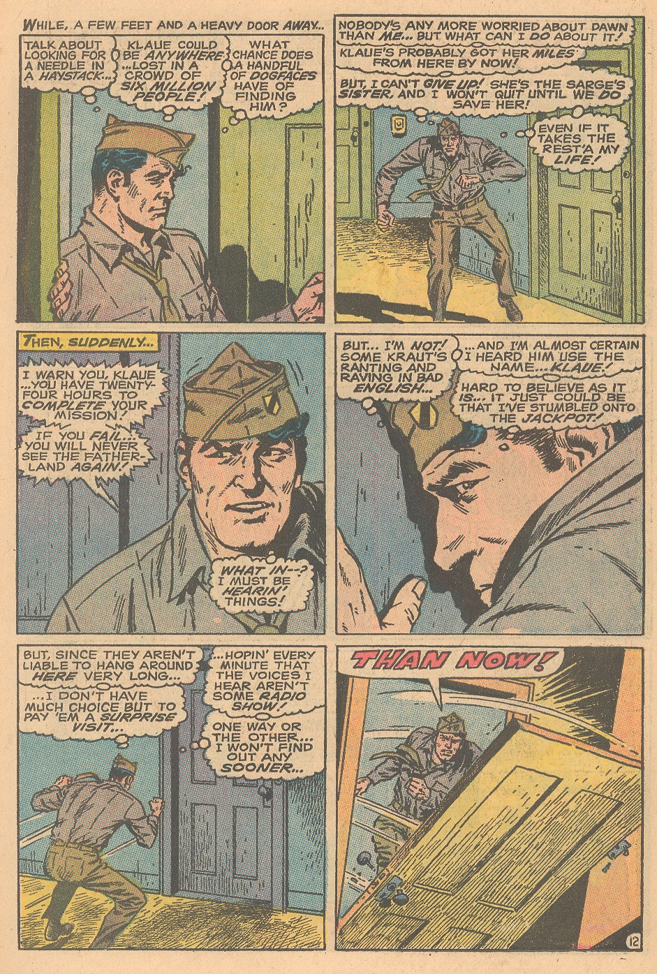 Read online Sgt. Fury comic -  Issue #69 - 18