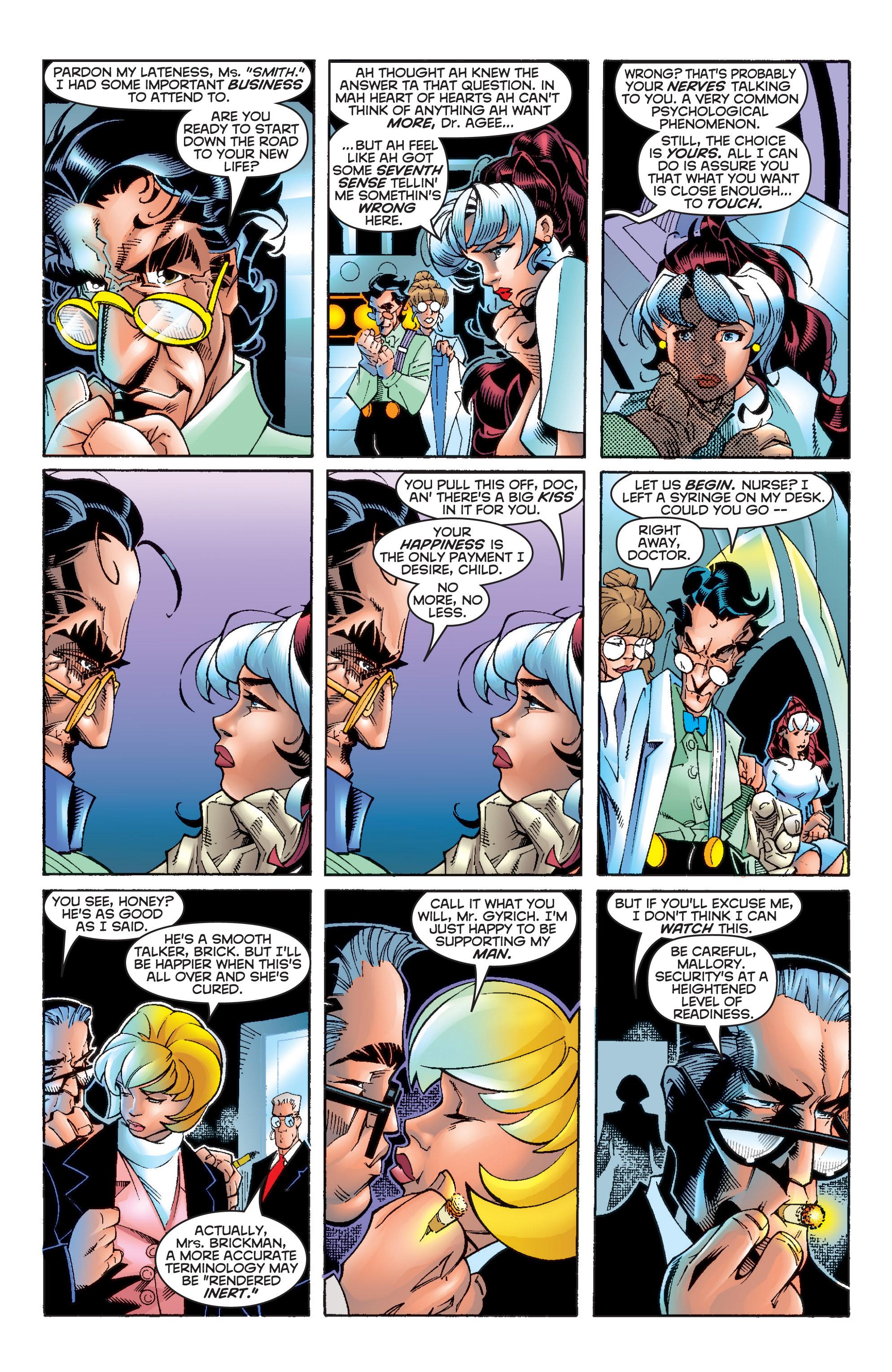 Read online Uncanny X-Men (1963) comic -  Issue #359 - 7
