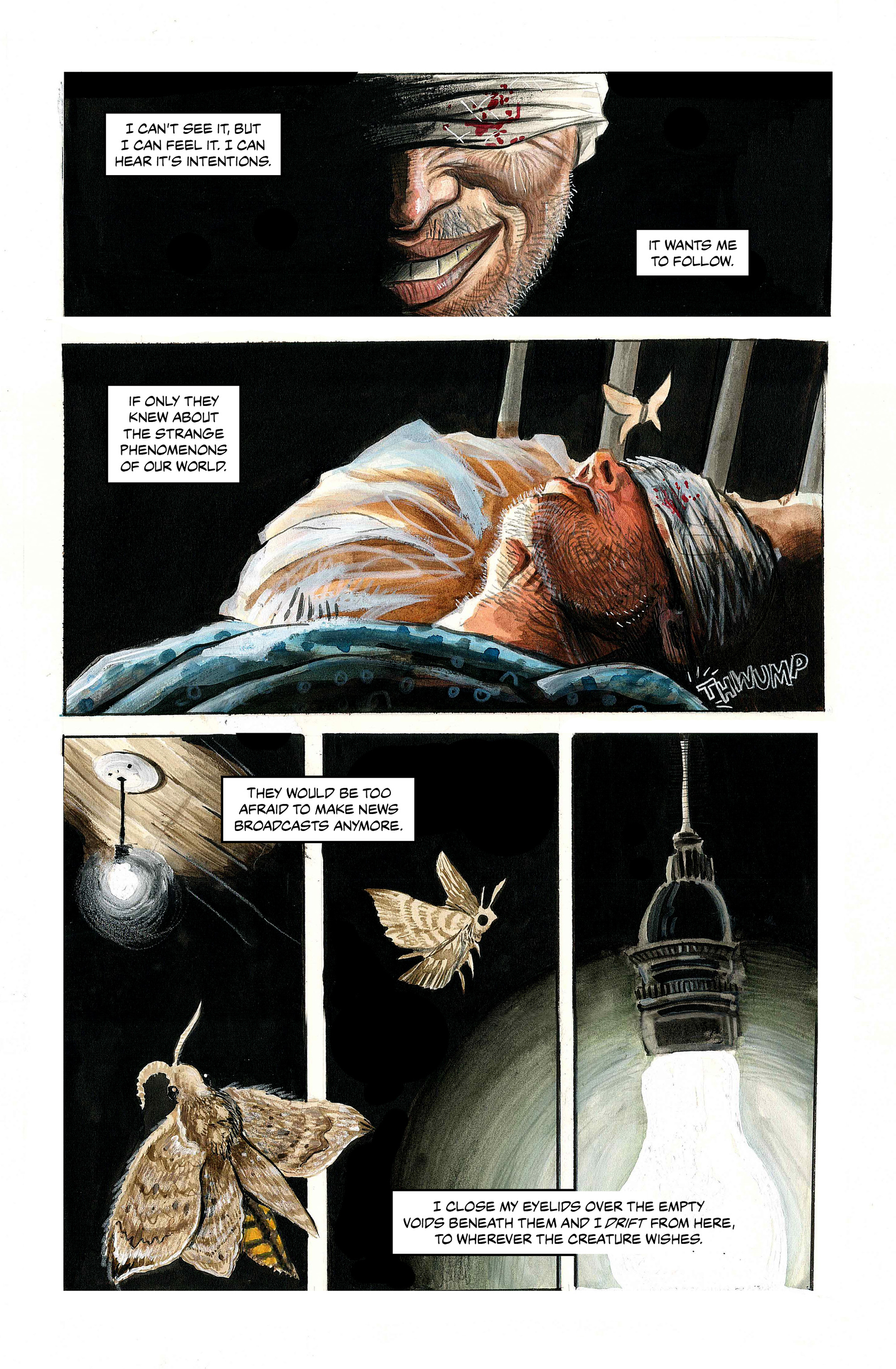Read online 100% Biodegradable comic -  Issue #14 - 18
