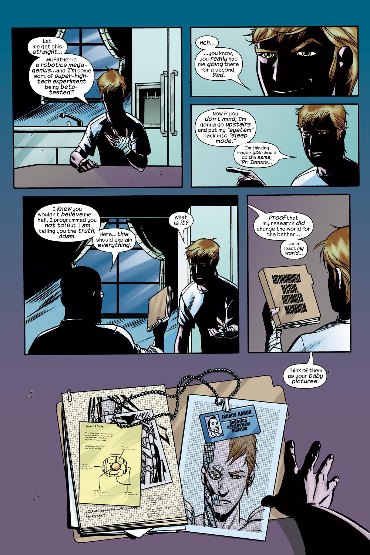 Read online Machine Teen comic -  Issue #3 - 8