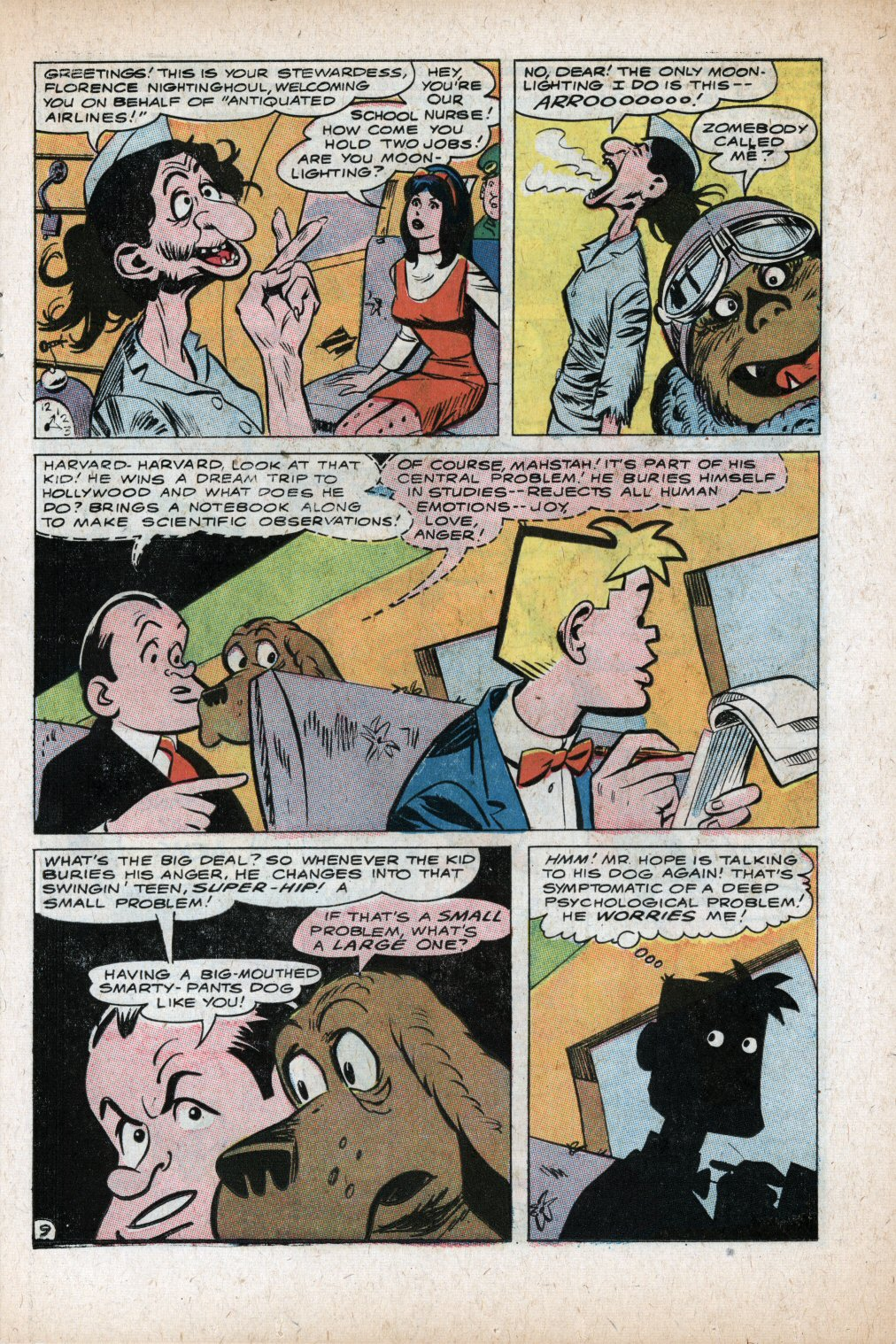 The Adventures of Bob Hope issue 105 - Page 15