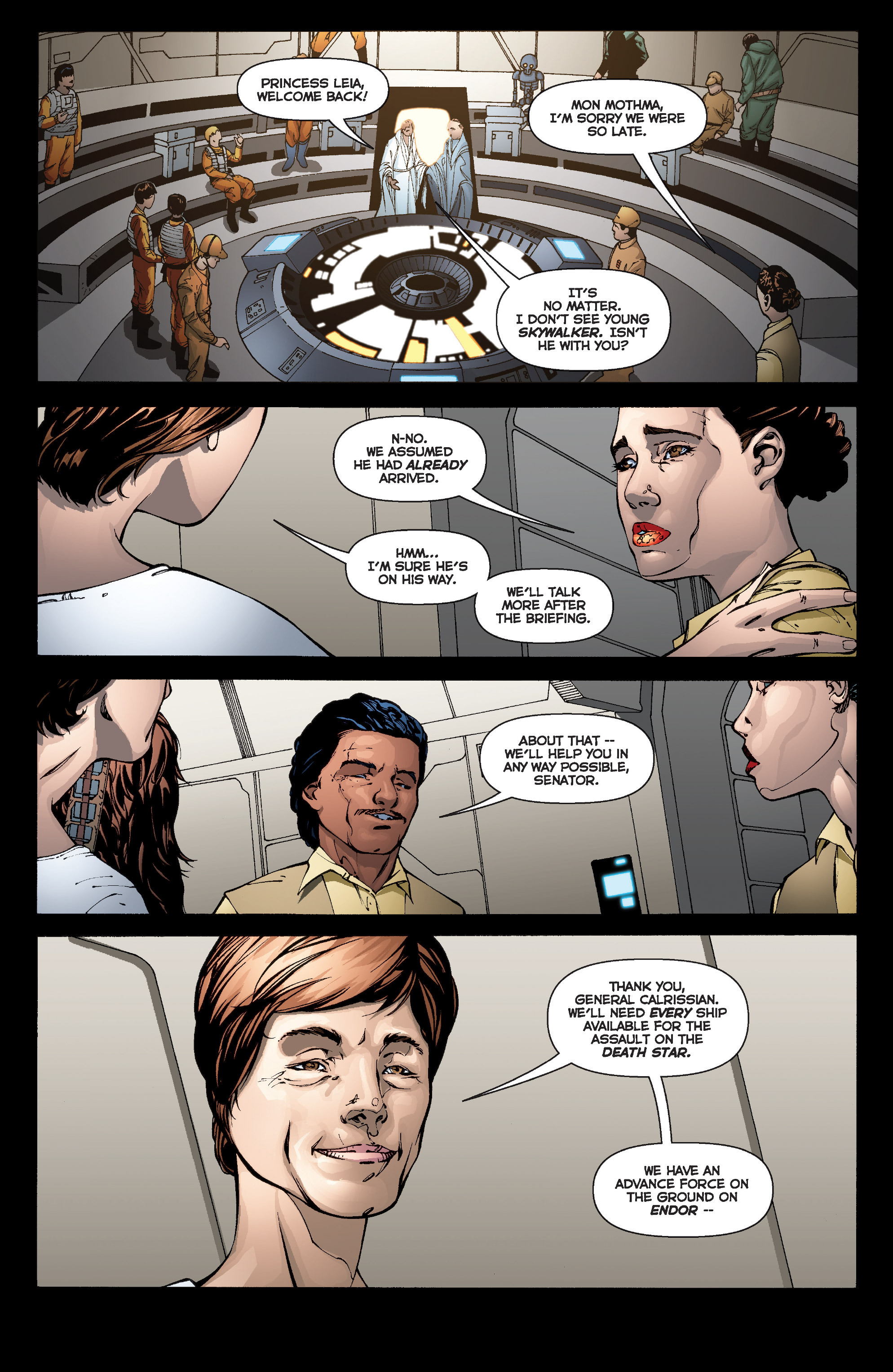 Read online Star Wars Omnibus comic -  Issue # Vol. 27 - 237