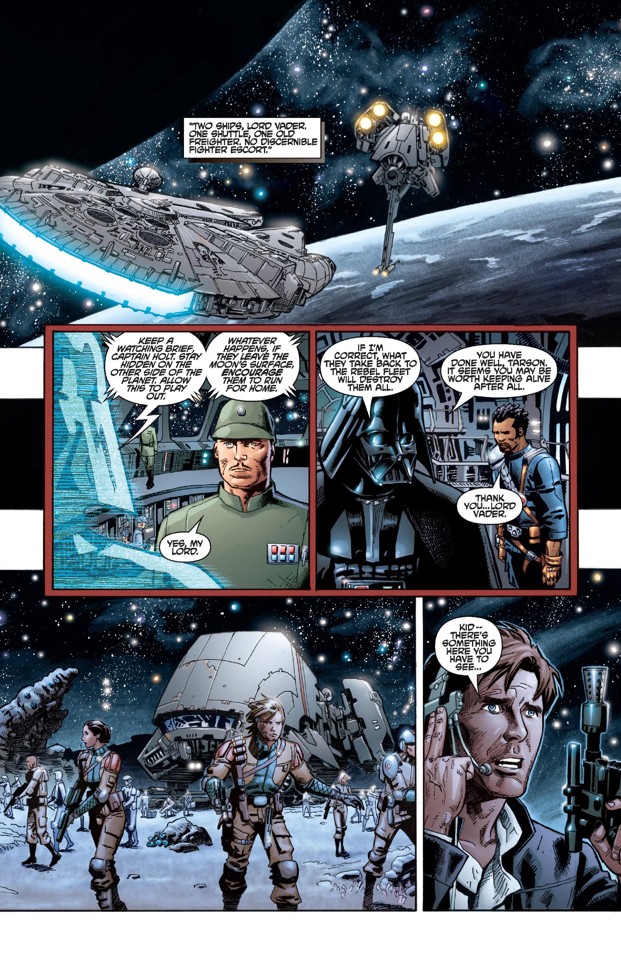 Read online Star Wars Omnibus comic -  Issue # Vol. 20 - 408