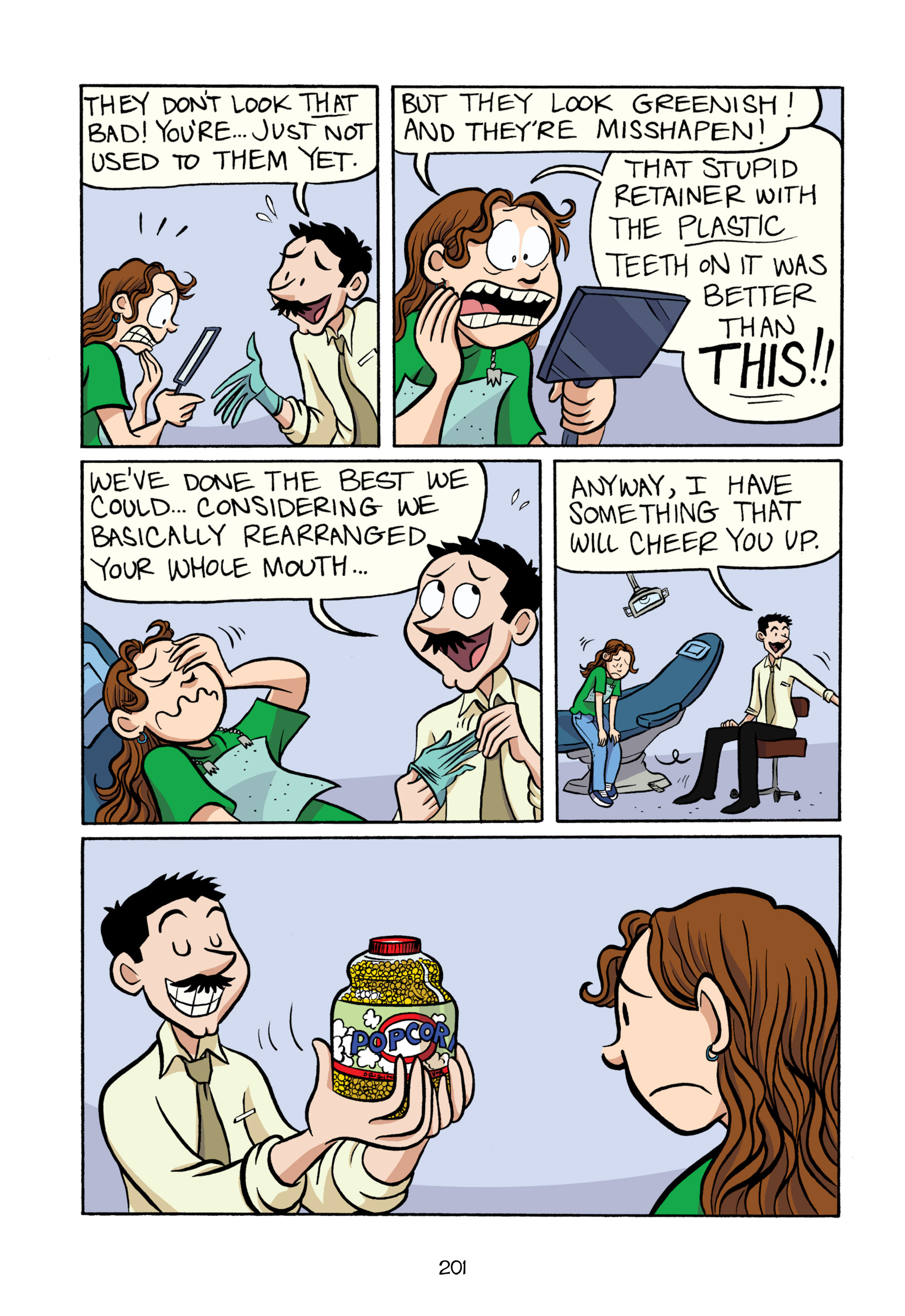Read online Smile comic -  Issue # TPB - 207