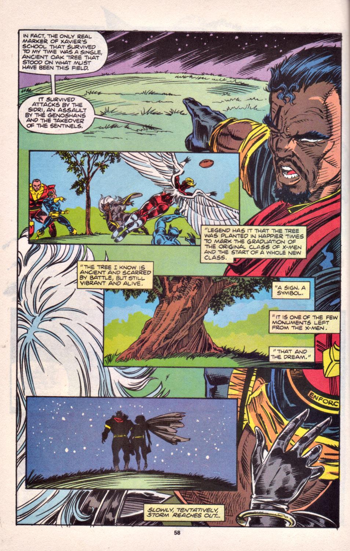 Read online Uncanny X-Men (1963) comic -  Issue # _Annual 16 - 49