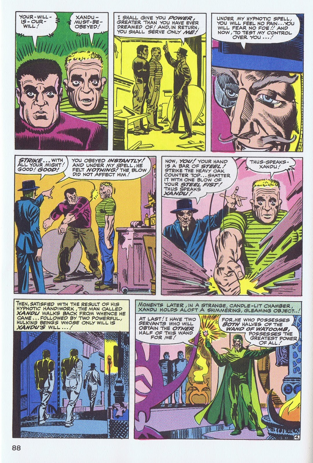 Doctor Strange: Master of the Mystic Arts issue TPB - Page 83