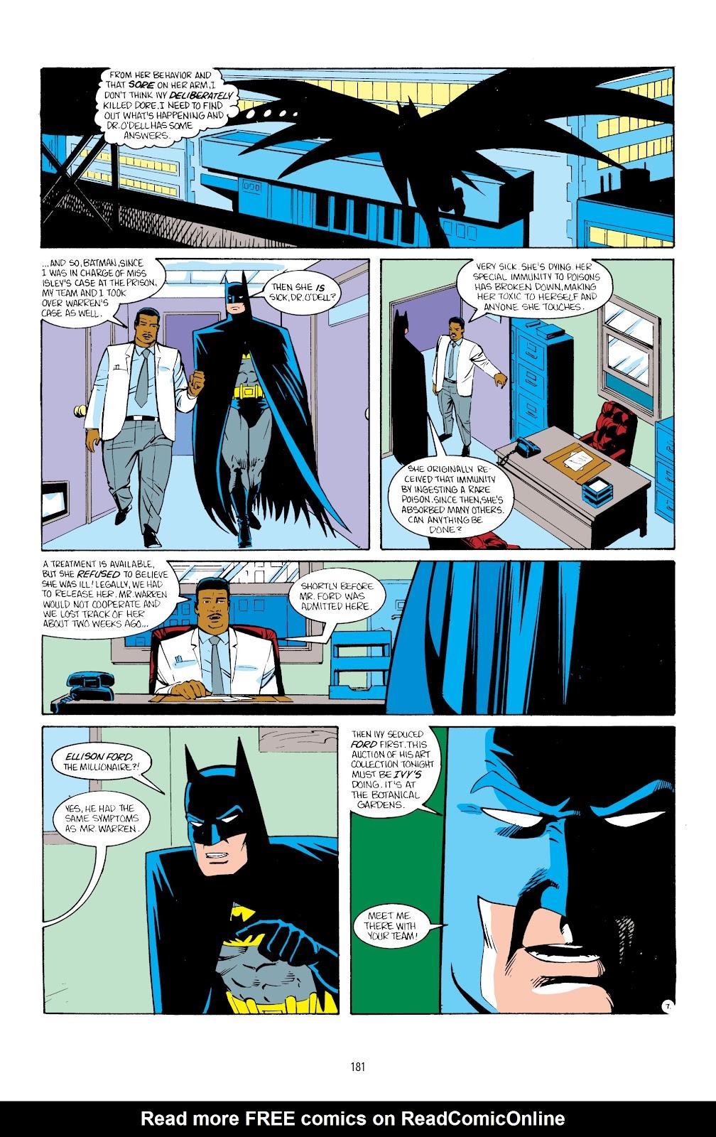 Read online Detective Comics (1937) comic -  Issue # _TPB Batman - The Dark Knight Detective 2 (Part 2) - 83
