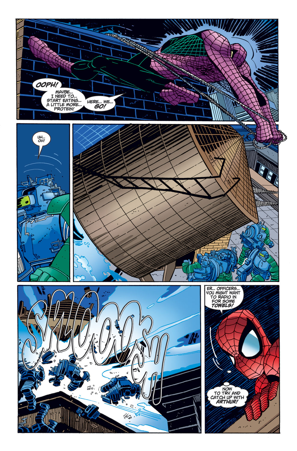 The Amazing Spider-Man (1999) 22 Page 13