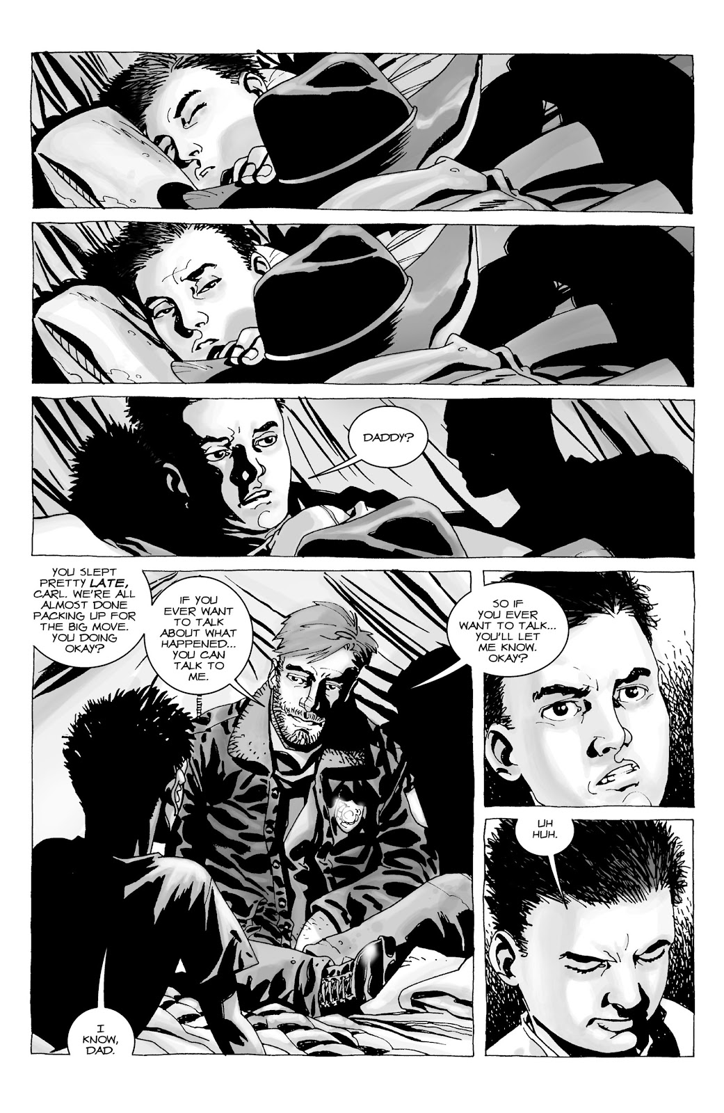 The Walking Dead issue Special - Tyreese Special - Page 16