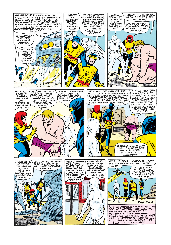 Uncanny X-Men (1963) 7 Page 22