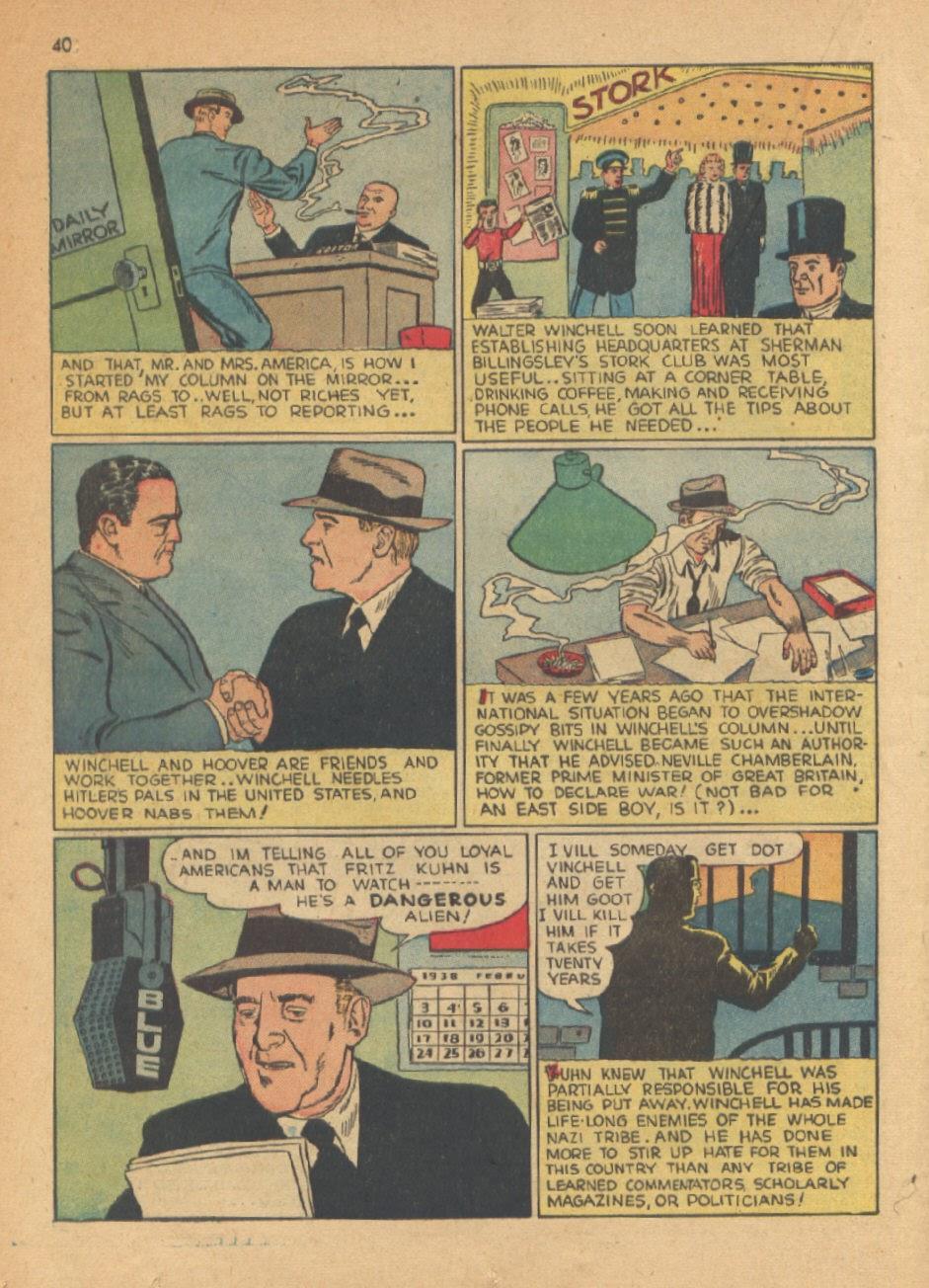 Read online Super-Magician Comics comic -  Issue #13 - 40