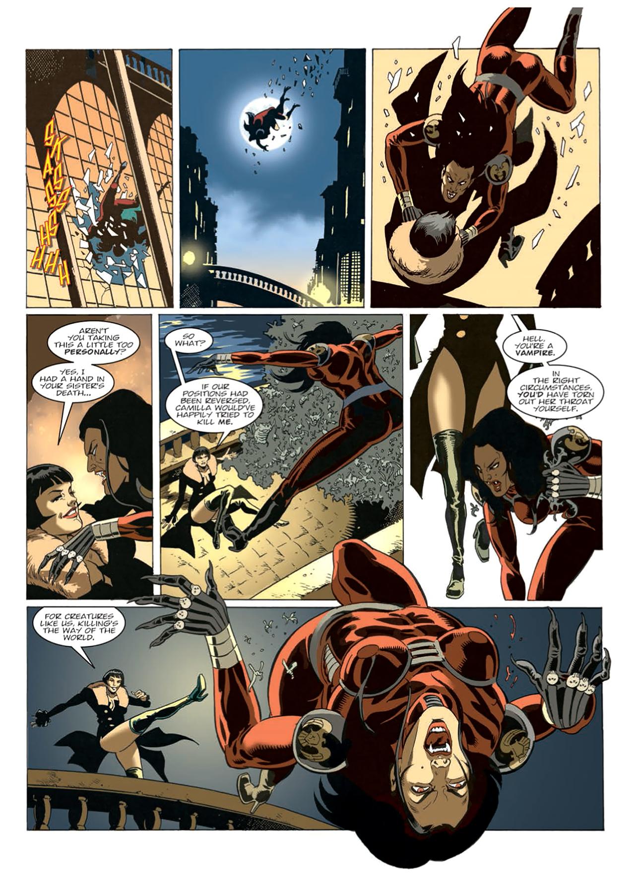 Read online Nikolai Dante comic -  Issue # TPB 9 - 176