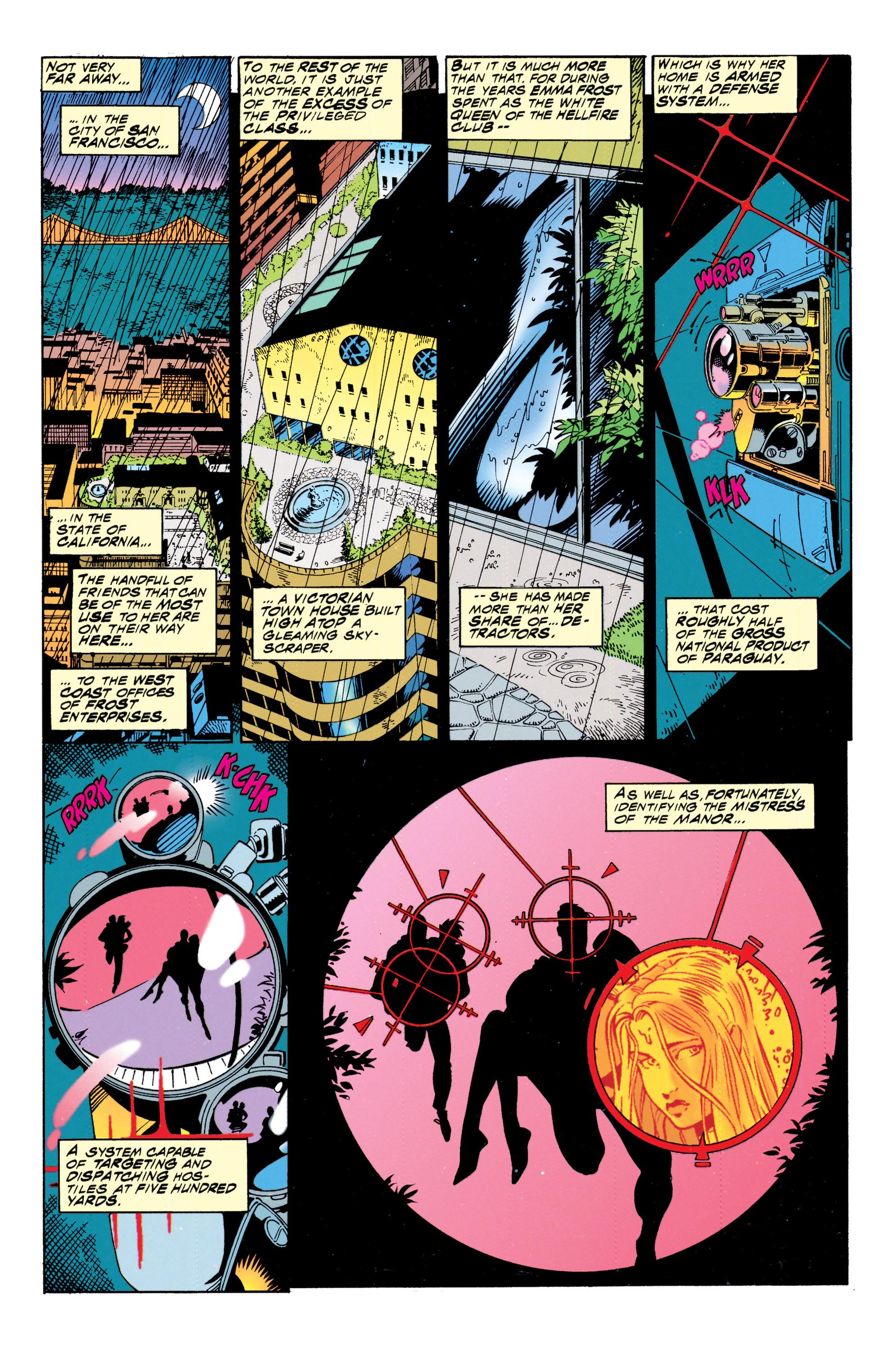 Read online Uncanny X-Men (1963) comic -  Issue #317 - 7