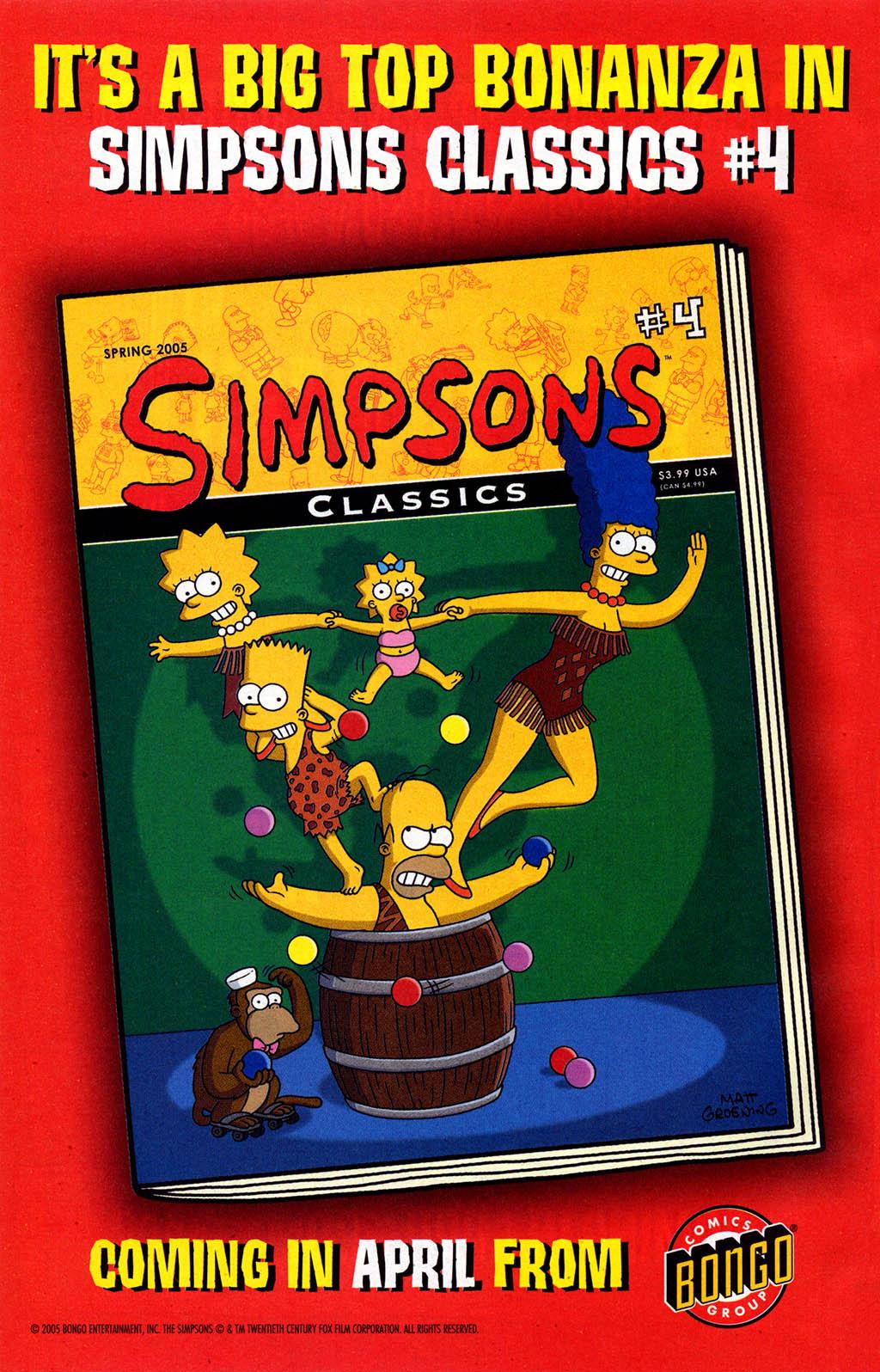 Read online Simpsons Comics Presents Bart Simpson comic -  Issue #22 - 32