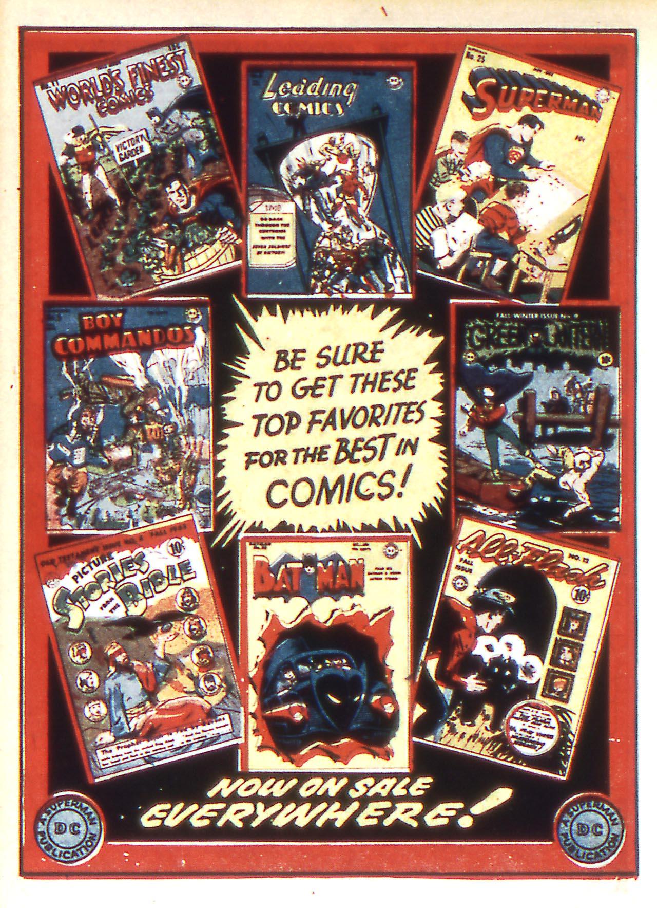 Read online Detective Comics (1937) comic -  Issue #81 - 16