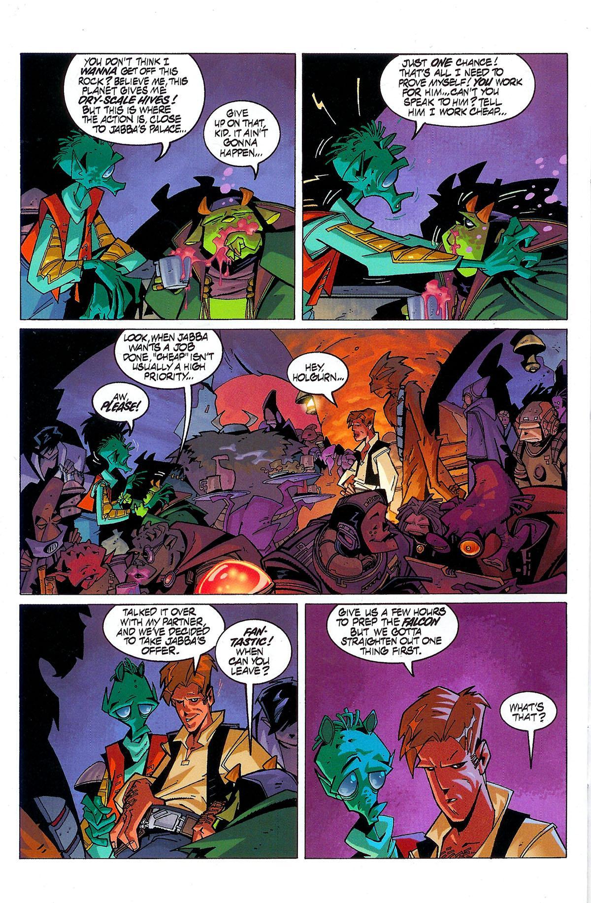 Read online Star Wars Omnibus comic -  Issue # Vol. 12 - 117