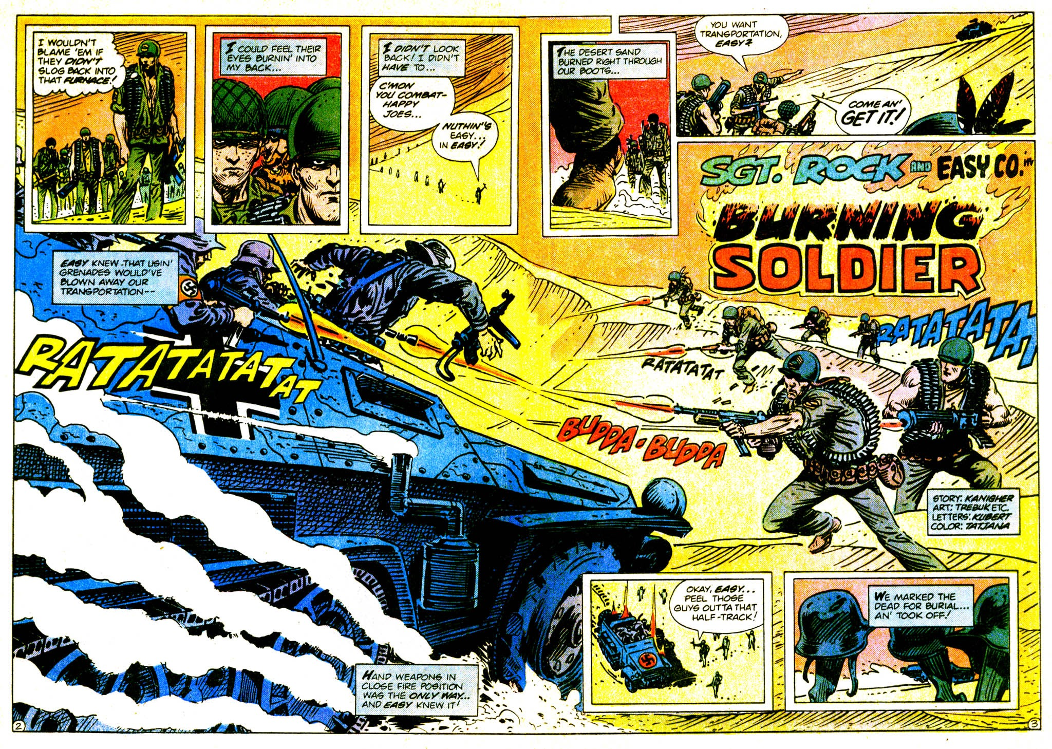 Read online Sgt. Rock comic -  Issue #373 - 4