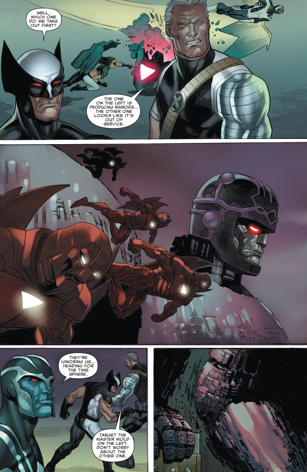 Read online X-Men: Second Coming comic -  Issue # _TPB (Part 3) - 68