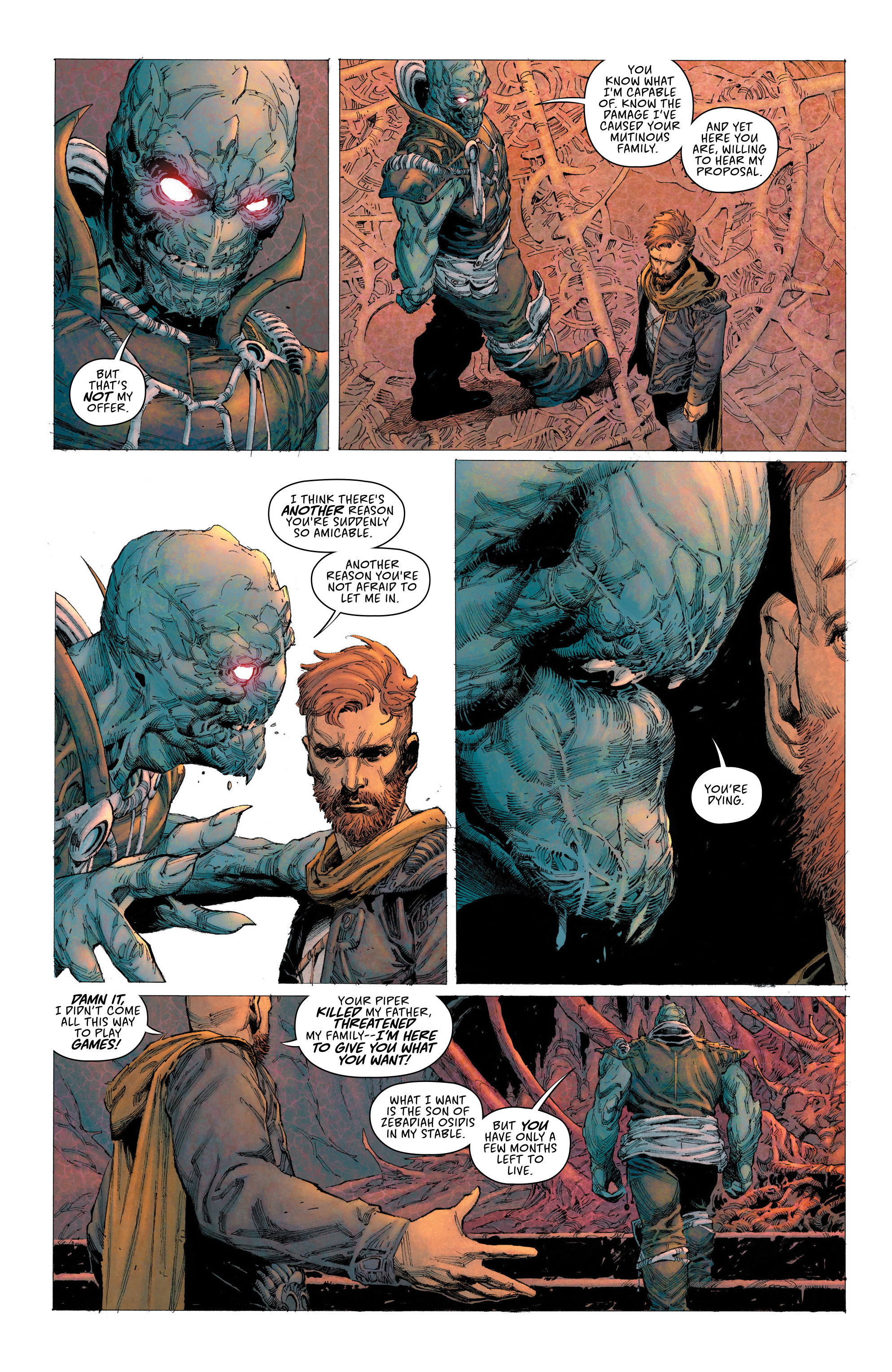 Read online Seven To Eternity comic -  Issue #2 - 13