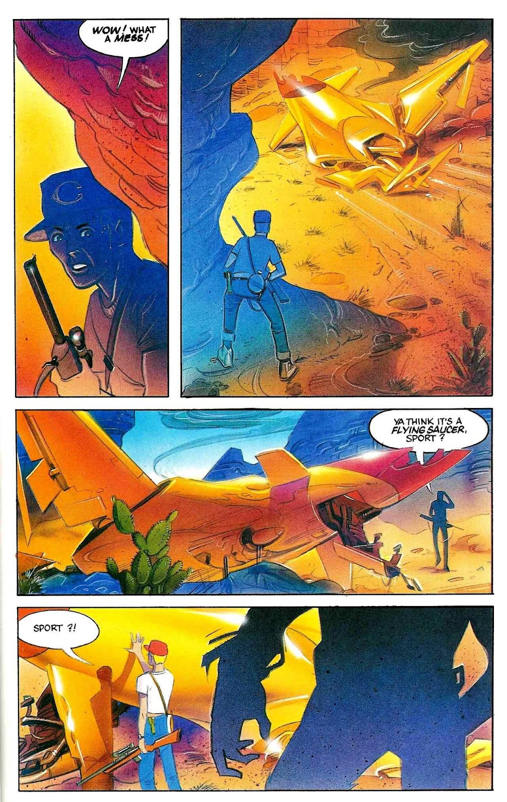 Tempus Fugitive issue 1 - Page 10